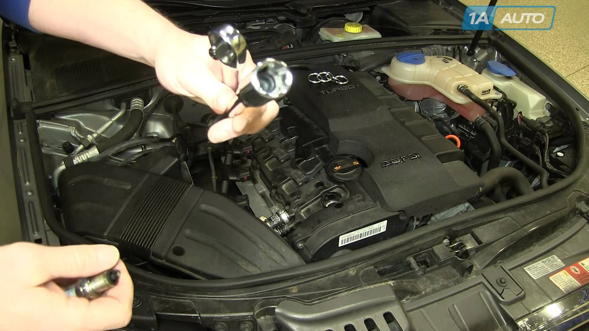 Audi A3 Engine Diagram How to Install Replace Spark Plugs 1997 13 Audi A4 1  8l 2 0l