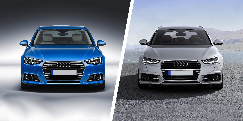 Audi A6 2 7 T Engine Diagram Price Modifications Pictures Rs6 Avant A4 Vs Side By Parison Of