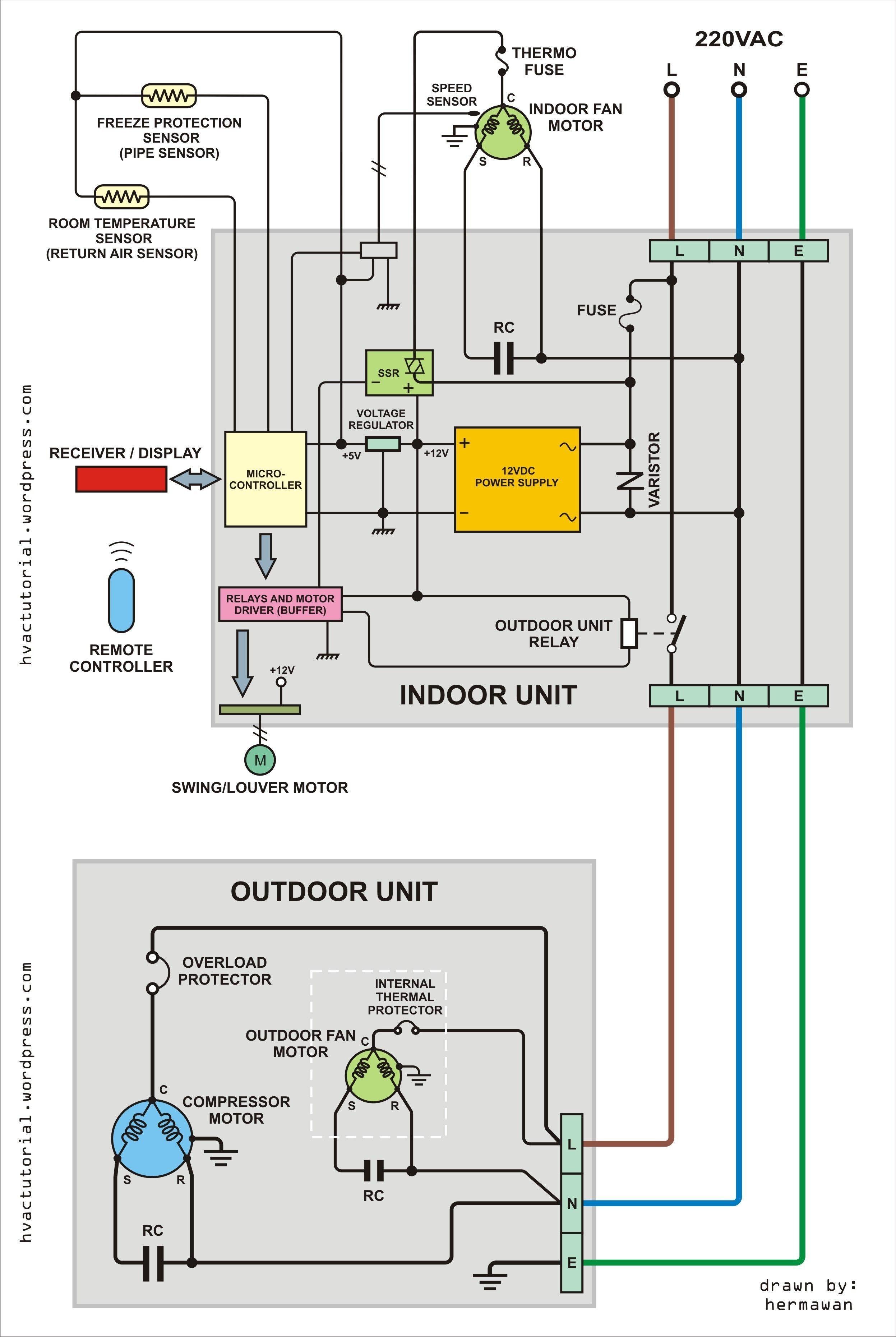 Auto Air Conditioner Diagram Auto Air Condition System Diagram Of Auto Air Conditioner Diagram
