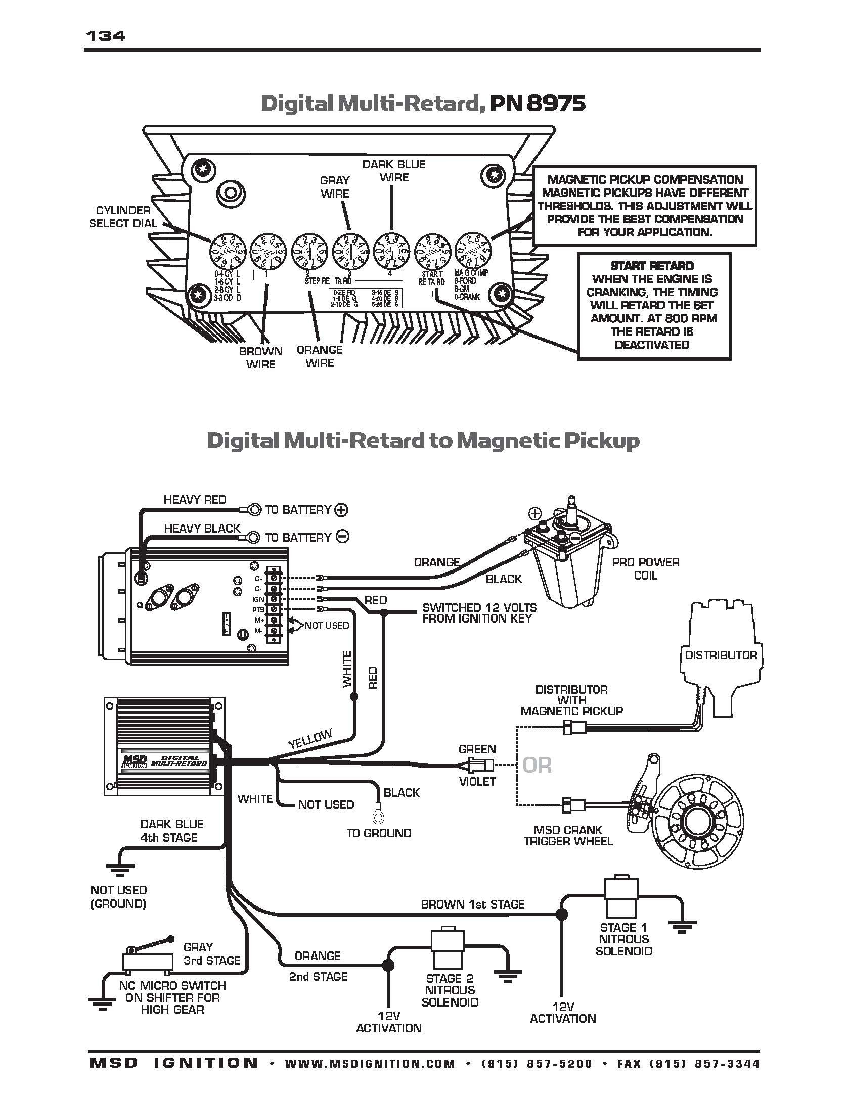 Autometer Pyrometer Wiring Diagram Wiring An Msd with Diagram for 6al Distributor Wiring Diagram Of Autometer Pyrometer Wiring Diagram