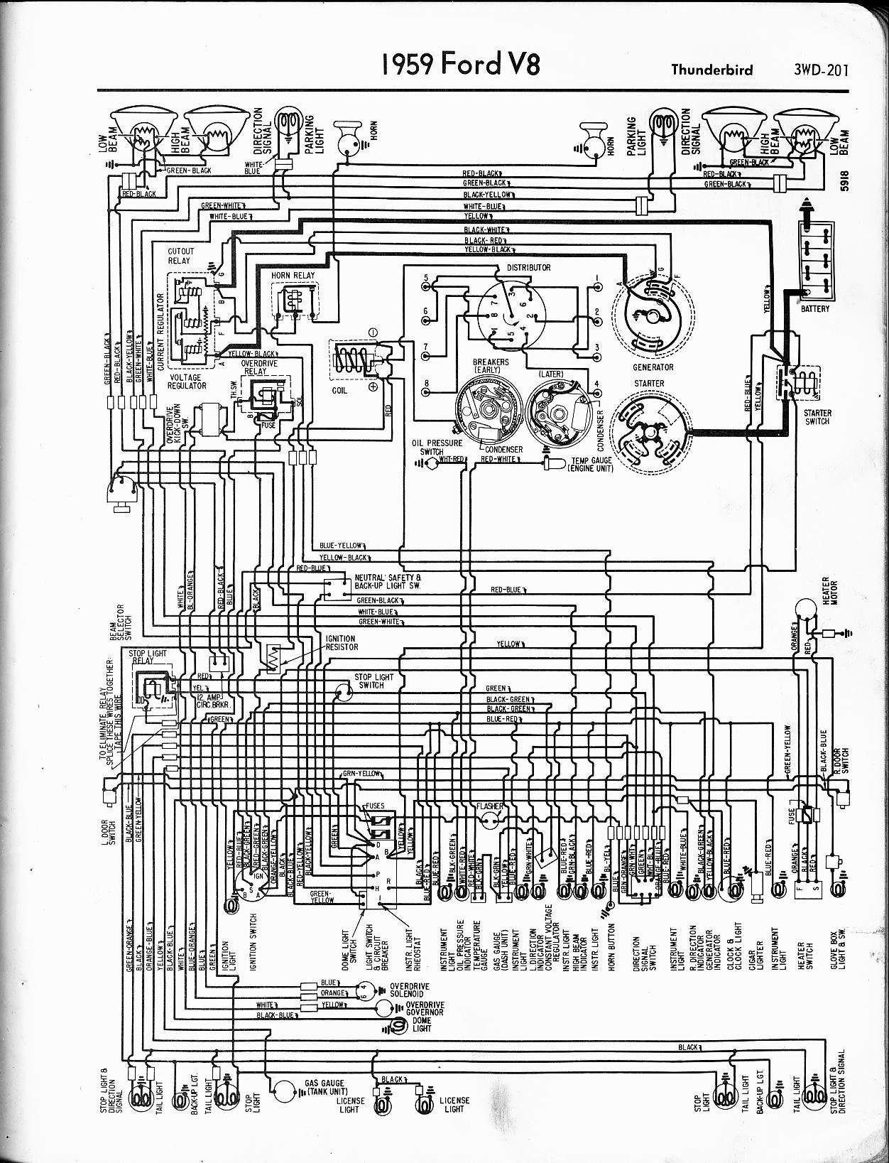 Ba Falcon Engine Diagram 57 65 ford Wiring Diagrams Of Ba Falcon Engine Diagram