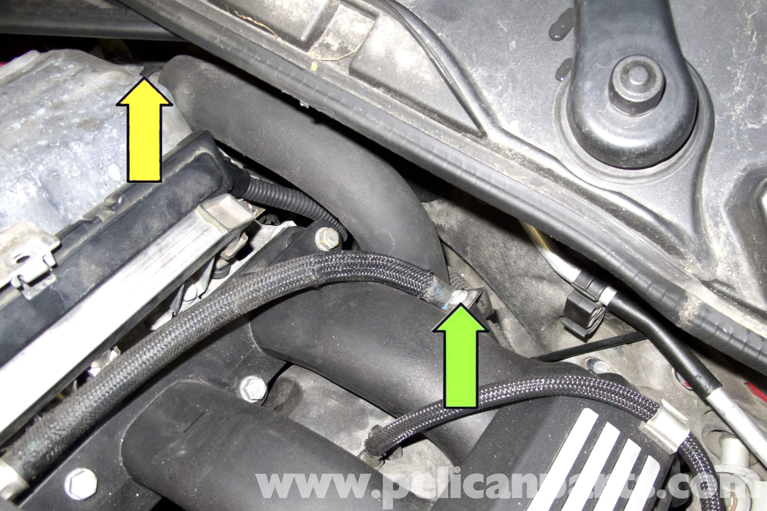 Bmw 325i Engine Diagram Wiring Library 2003 E90 Intake Manifold Replacement E91 E92 E93 Of