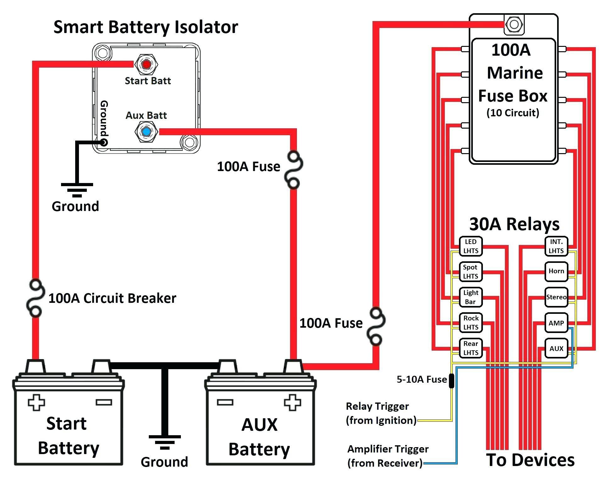 Boat Battery Wiring Diagram Boat Dual Battery Switch Wiring Diagram Webtor Best Ideas Of Boat Battery Wiring Diagram