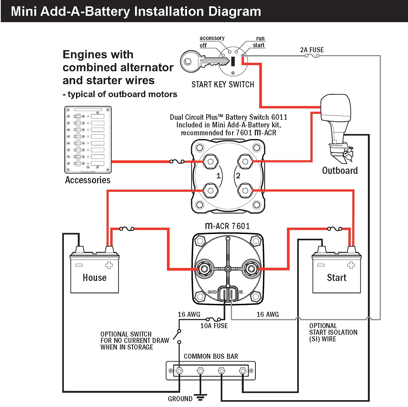 Boat Battery Wiring Diagram Wiring Diagram for Dual Batteries Camper Remarkable Boat Battery Of Boat Battery Wiring Diagram
