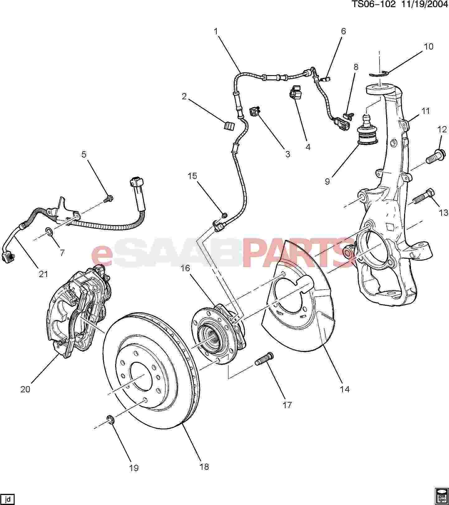 brake caliper parts diagram 2016 polaris sportsman 850 hl