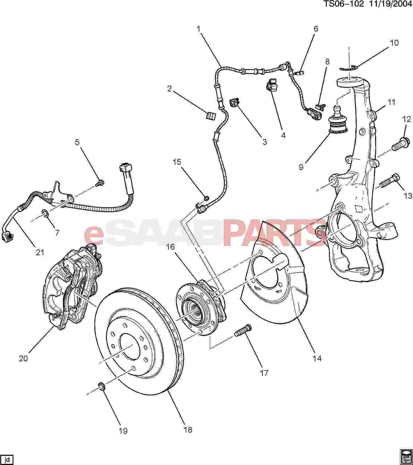 Brake Caliper Parts Diagram ] Saab Bolt Hex with Con Wa M12x1 75×55 30 Thd 24 Od Of Brake Caliper Parts Diagram
