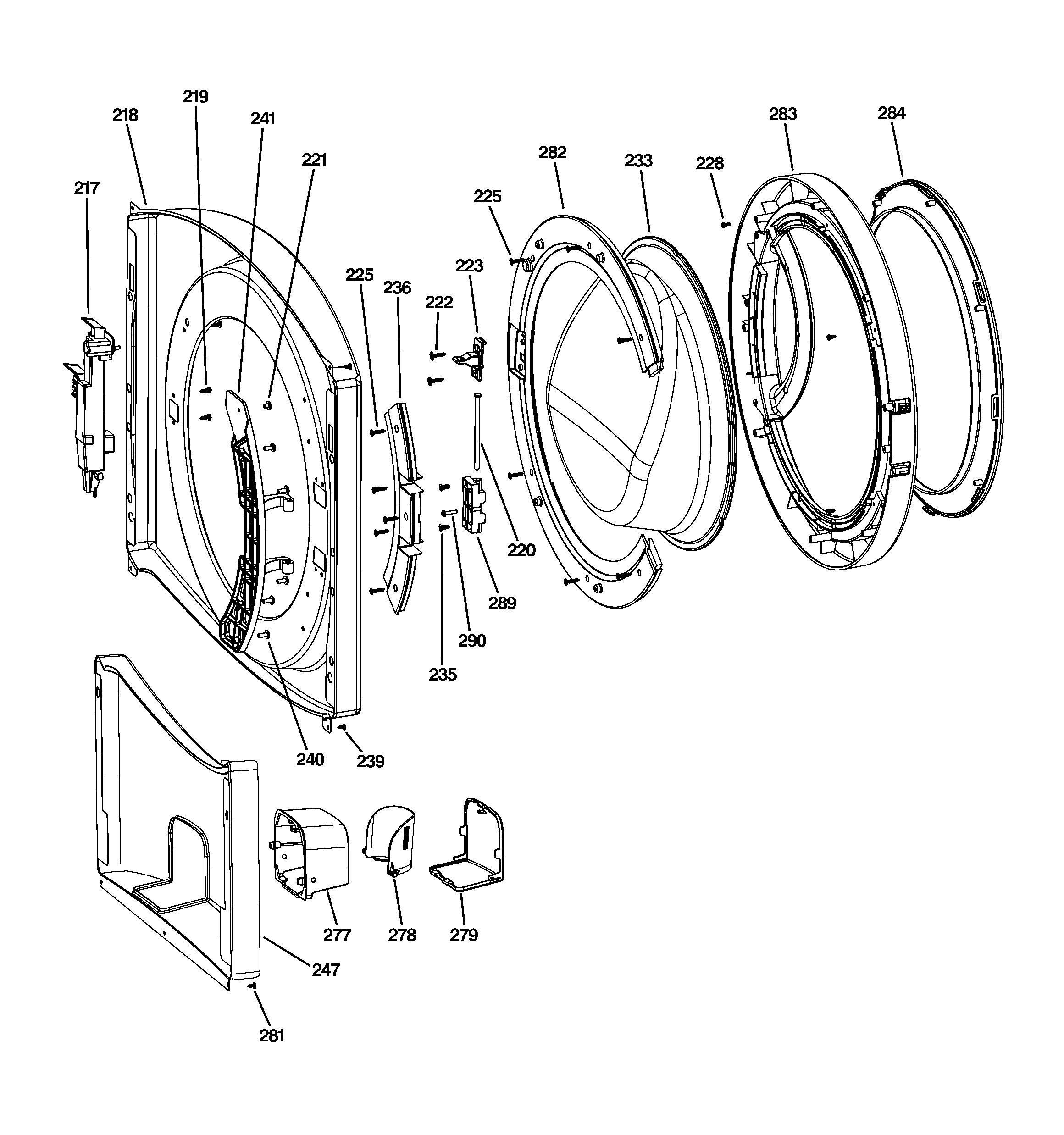 brake parts diagram