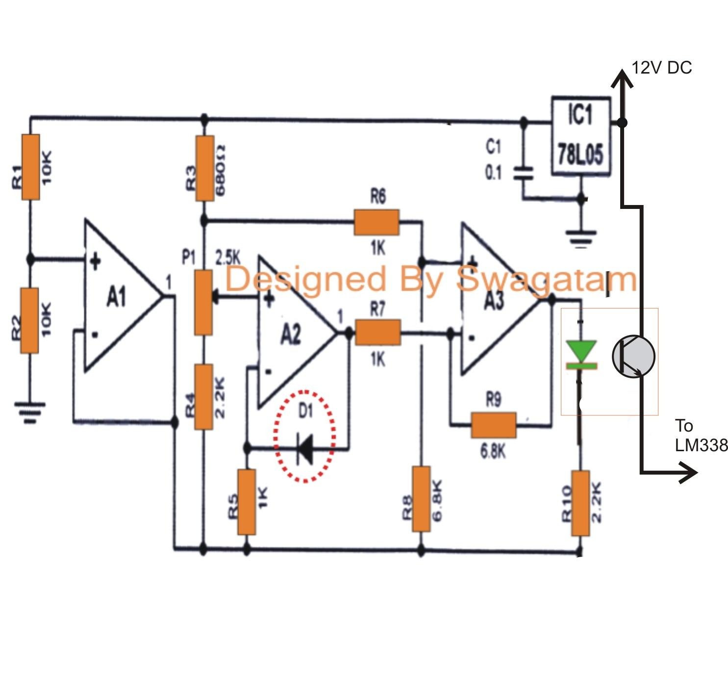 Diy Car Battery Charger Circuit Design Ideas Automatic Nicd Diagram Best Circuits Wiring Of