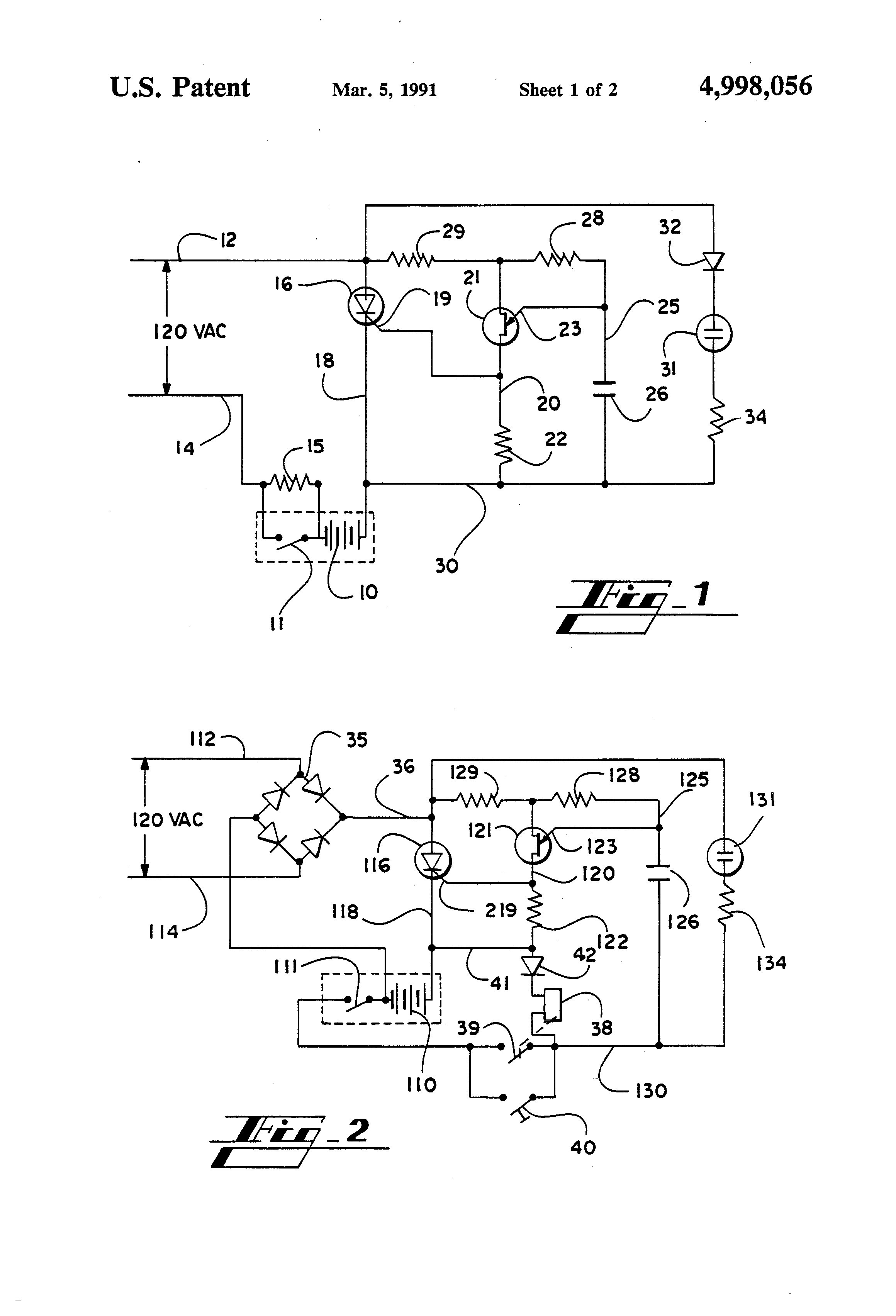 Car Battery Charger Circuit Diagram Cell Phone New Patent Us Google Patents Of