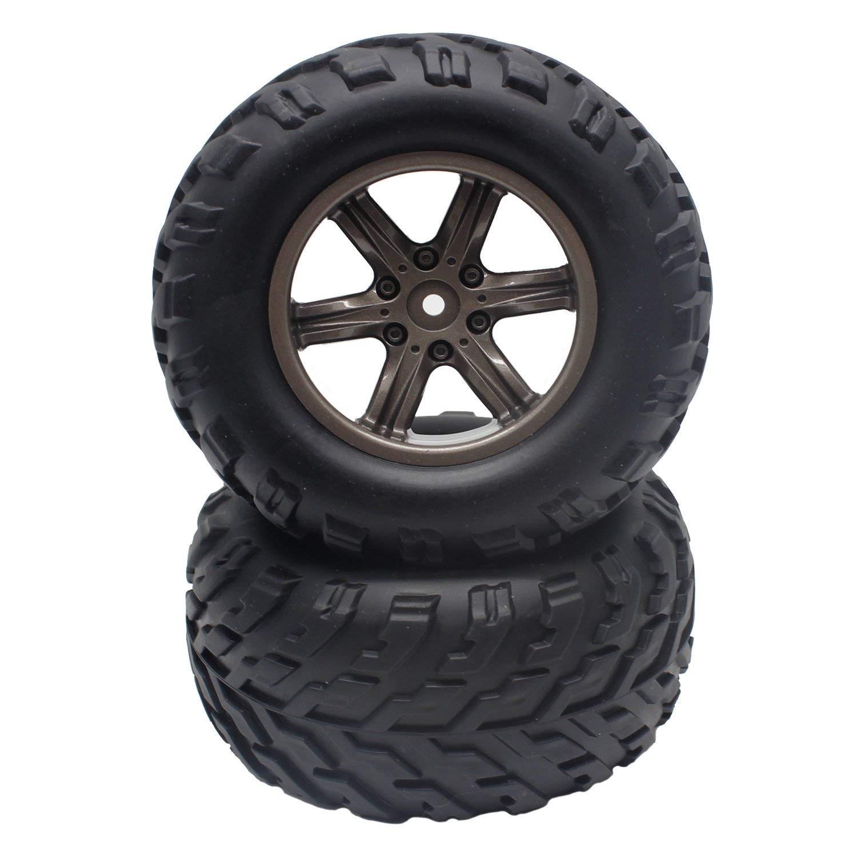 Car Tire Parts Diagram Amazon Hosim Rc Car Tire Zj01 Accessory Spare Parts 15 Zj01 for Of Car Tire Parts Diagram