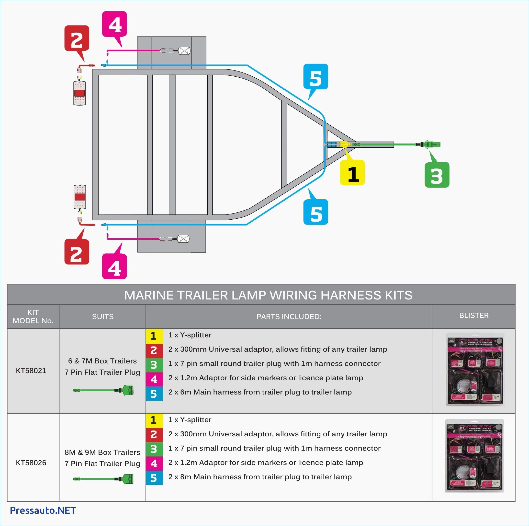 Car Trailer Wiring Diagram Wiring Diagram Trailer Marker Lights Valid 5 Pin Trailer Plug Wiring Of Car Trailer Wiring Diagram