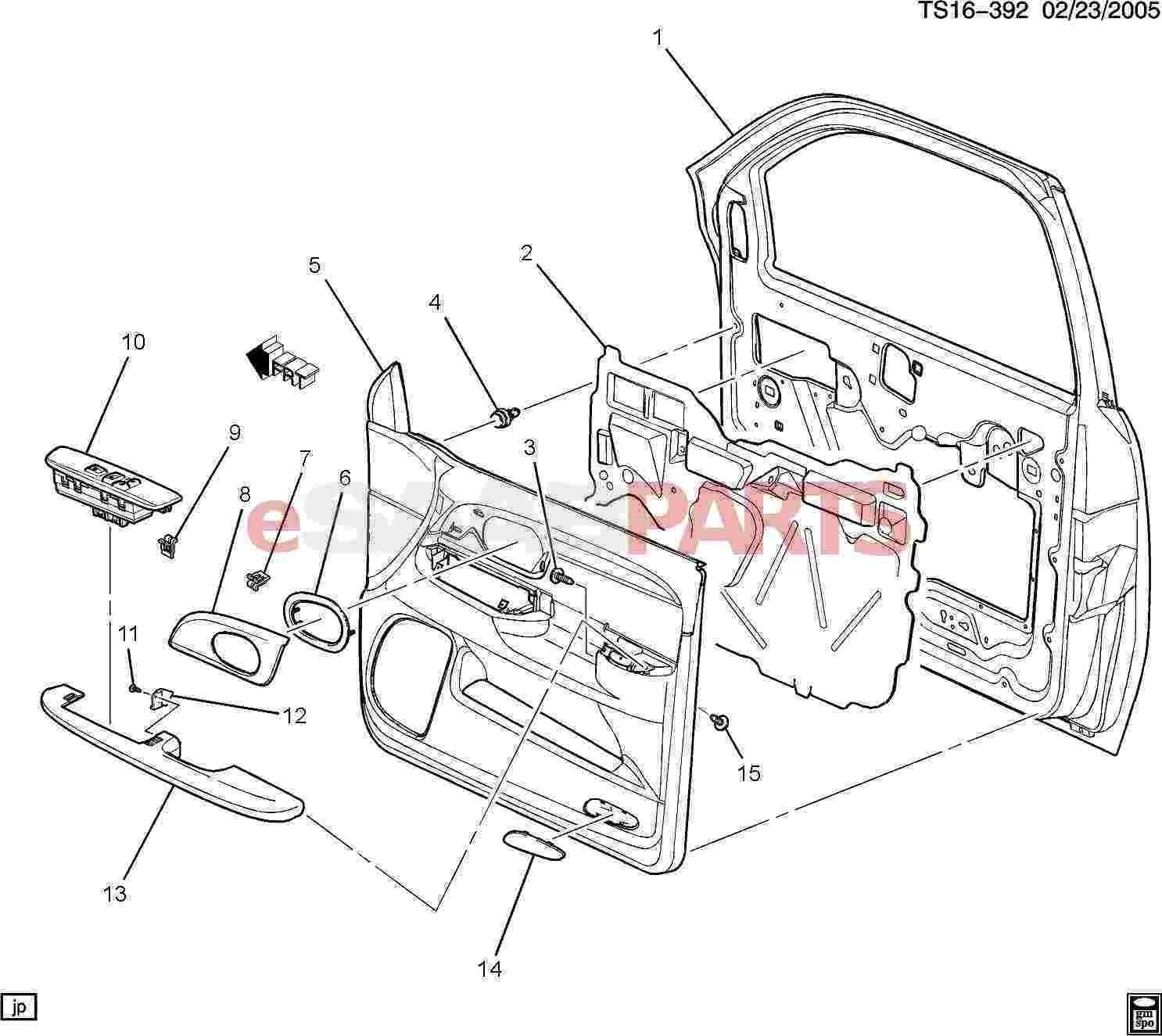 Car Undercarriage Parts Diagram Exterior Car Parts Diagram Esaabparts Saab 9 7x Car Body Internal Of Car Undercarriage Parts Diagram