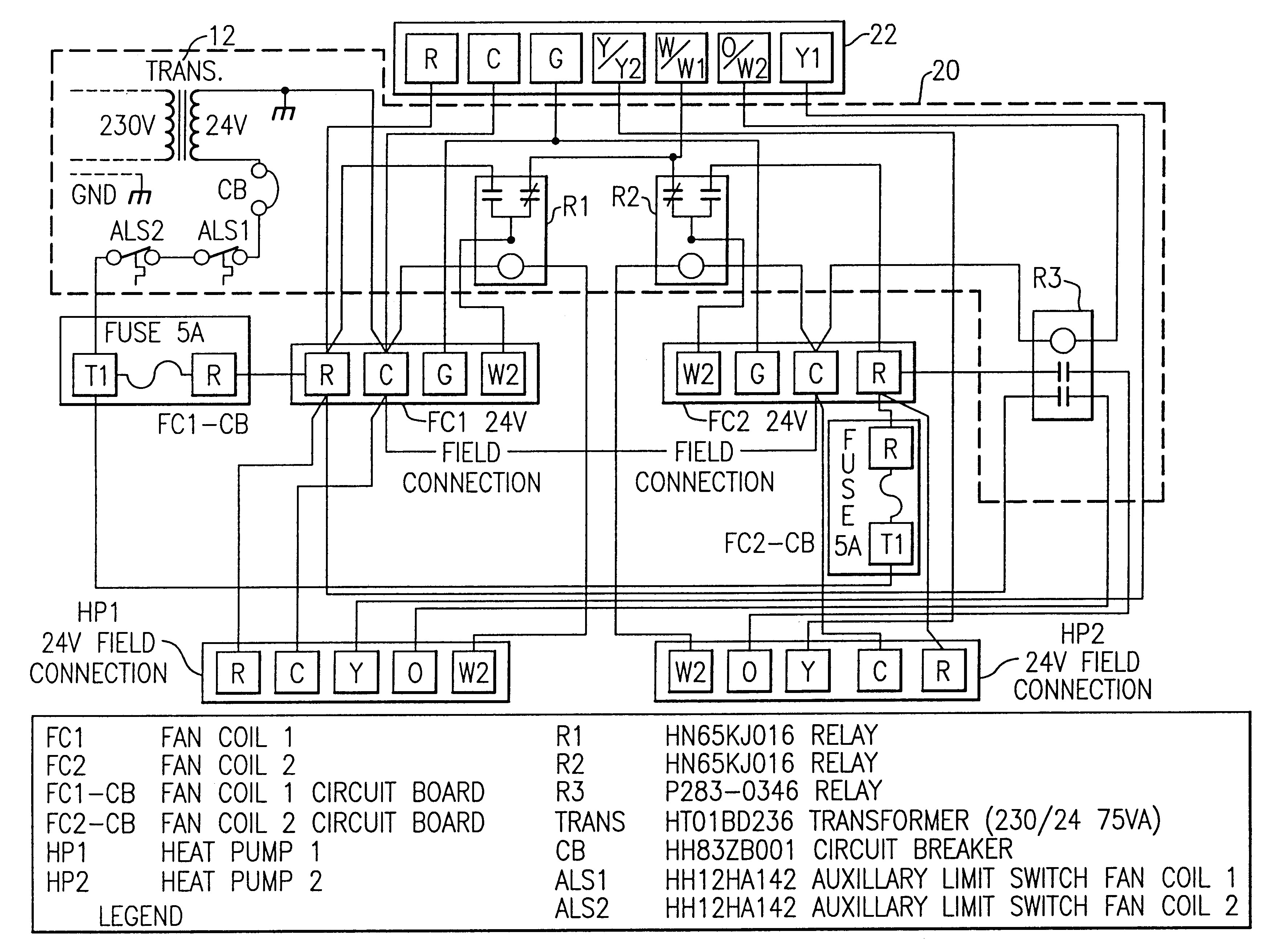 carrier heat pump wiring diagram old carrier wiring diagram wiring rh detoxicrecenze com Carrier Thermostat Wiring Diagram old carrier furnace wiring diagram