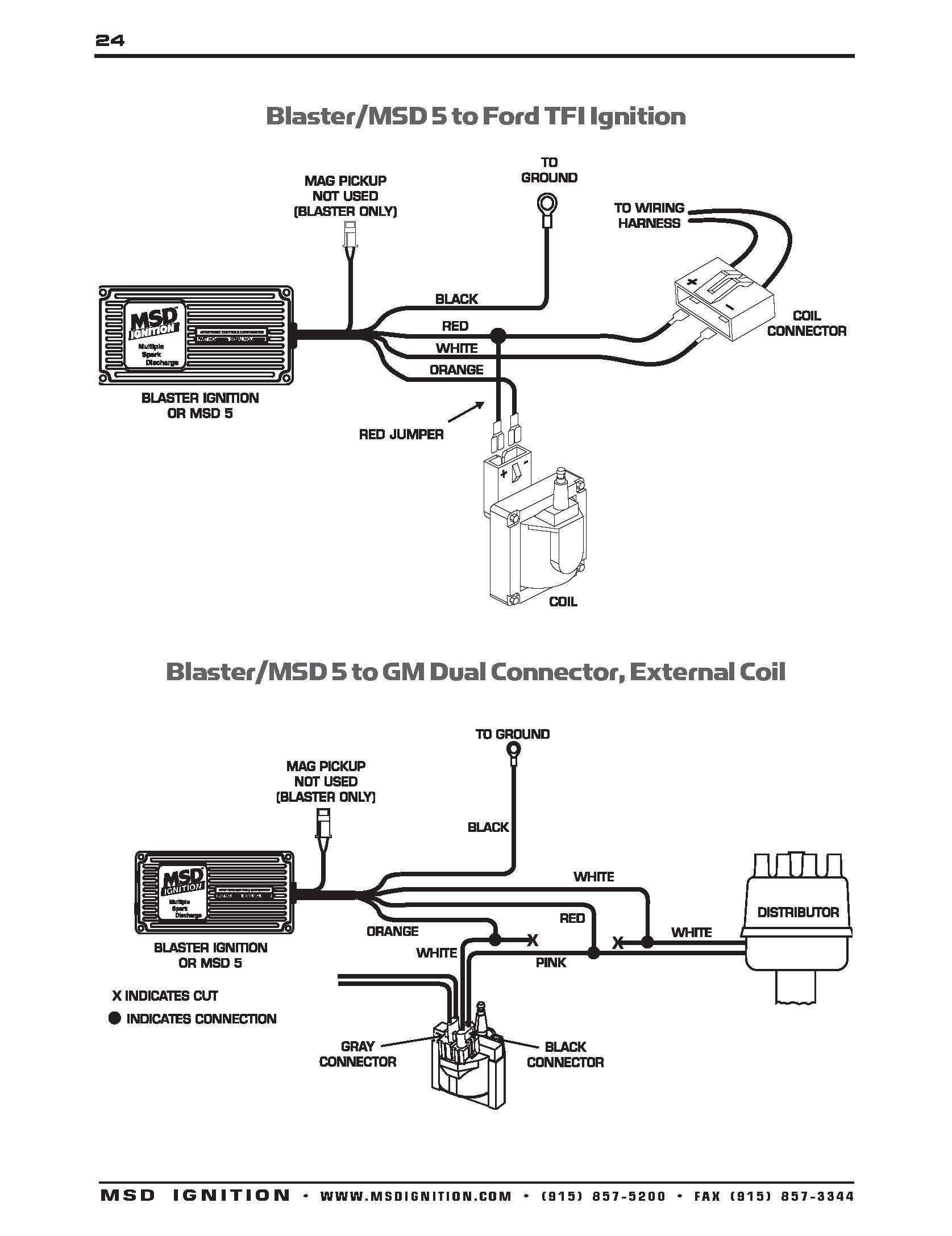 Chevy Hei Distributor Wiring Diagram Diagram Accel Hei ... on