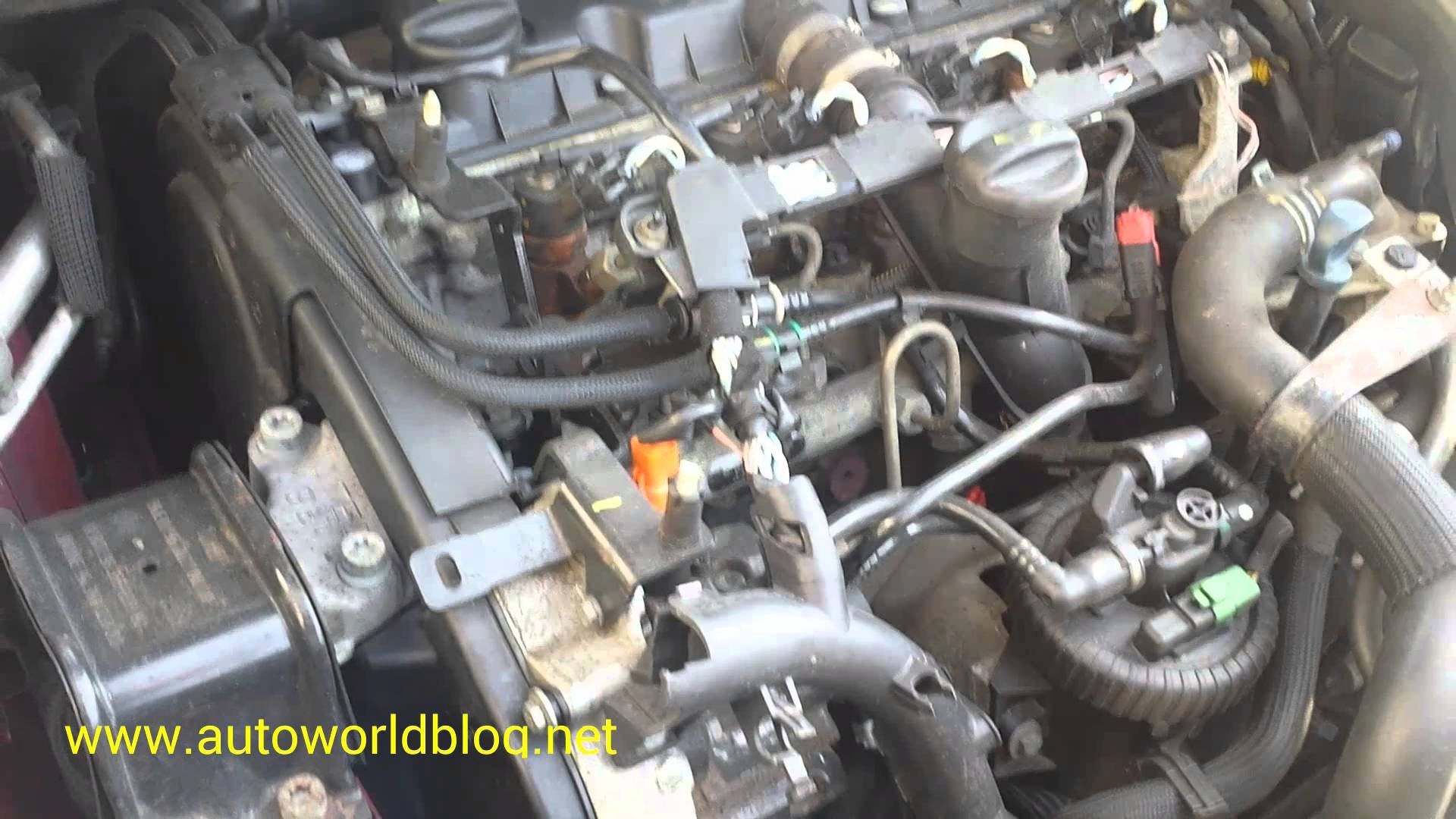 Citroen C4 Engine Diagram Peugeot 307 Glx Hdi 110hp 2003 Diesel Manual Engine sound Problem Of Citroen C4 Engine Diagram