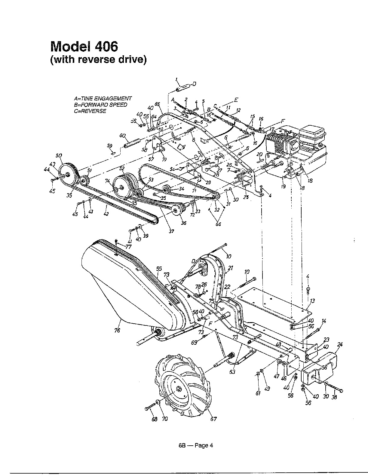Craftsman Tiller Parts Diagram Tacago12 S soup Of Craftsman Tiller Parts Diagram
