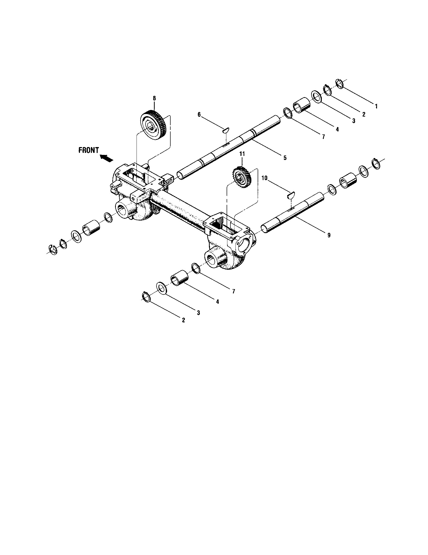 Craftsman Tiller Parts Diagram Troybilt Tiller Parts Model 634f Of Craftsman Tiller Parts Diagram
