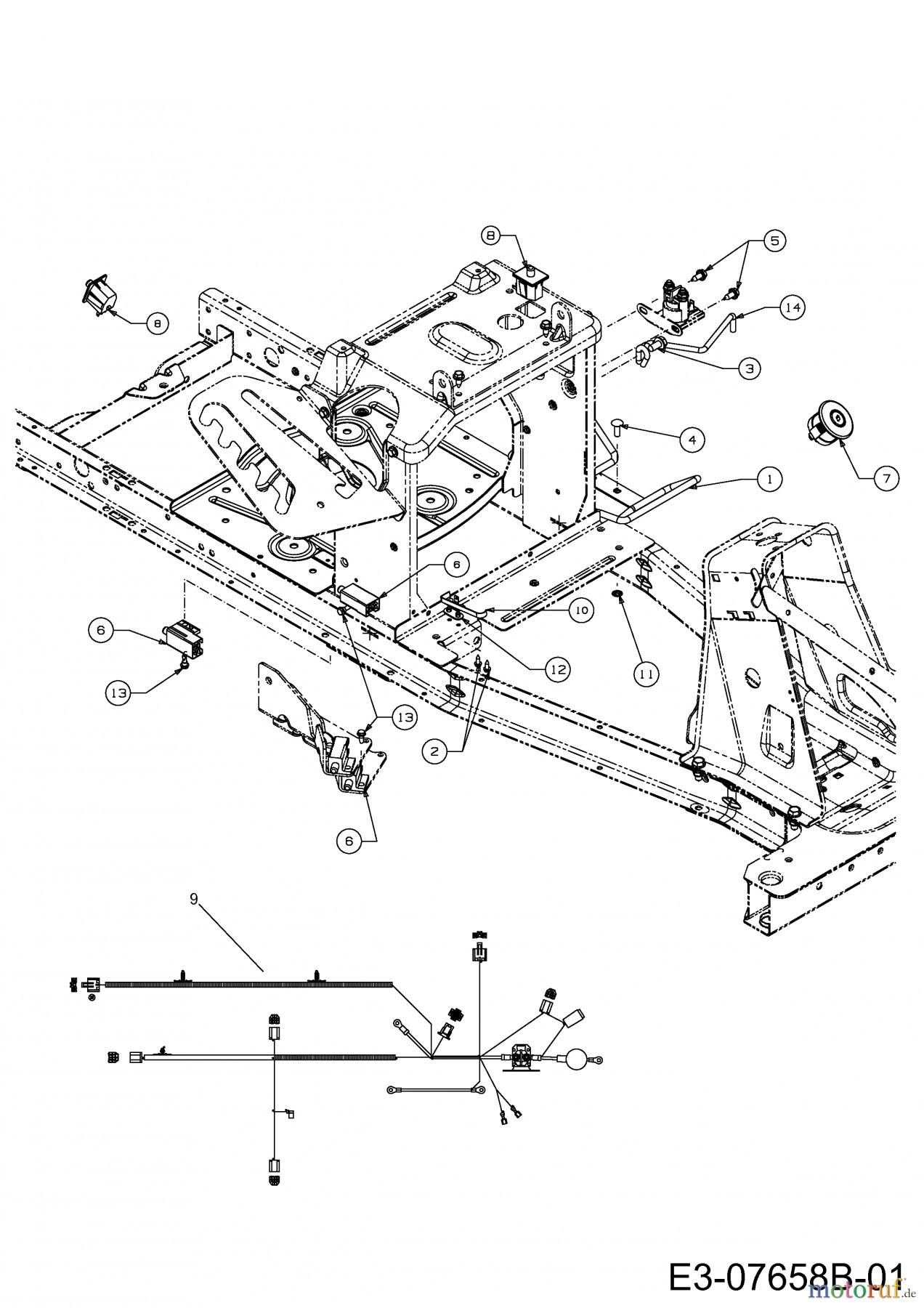 Cub Cadet Parts Diagram Diagrams 126 U Wiring Lawn Tractors Cc 114 Ta 13b226ed603 2014 Electric Of