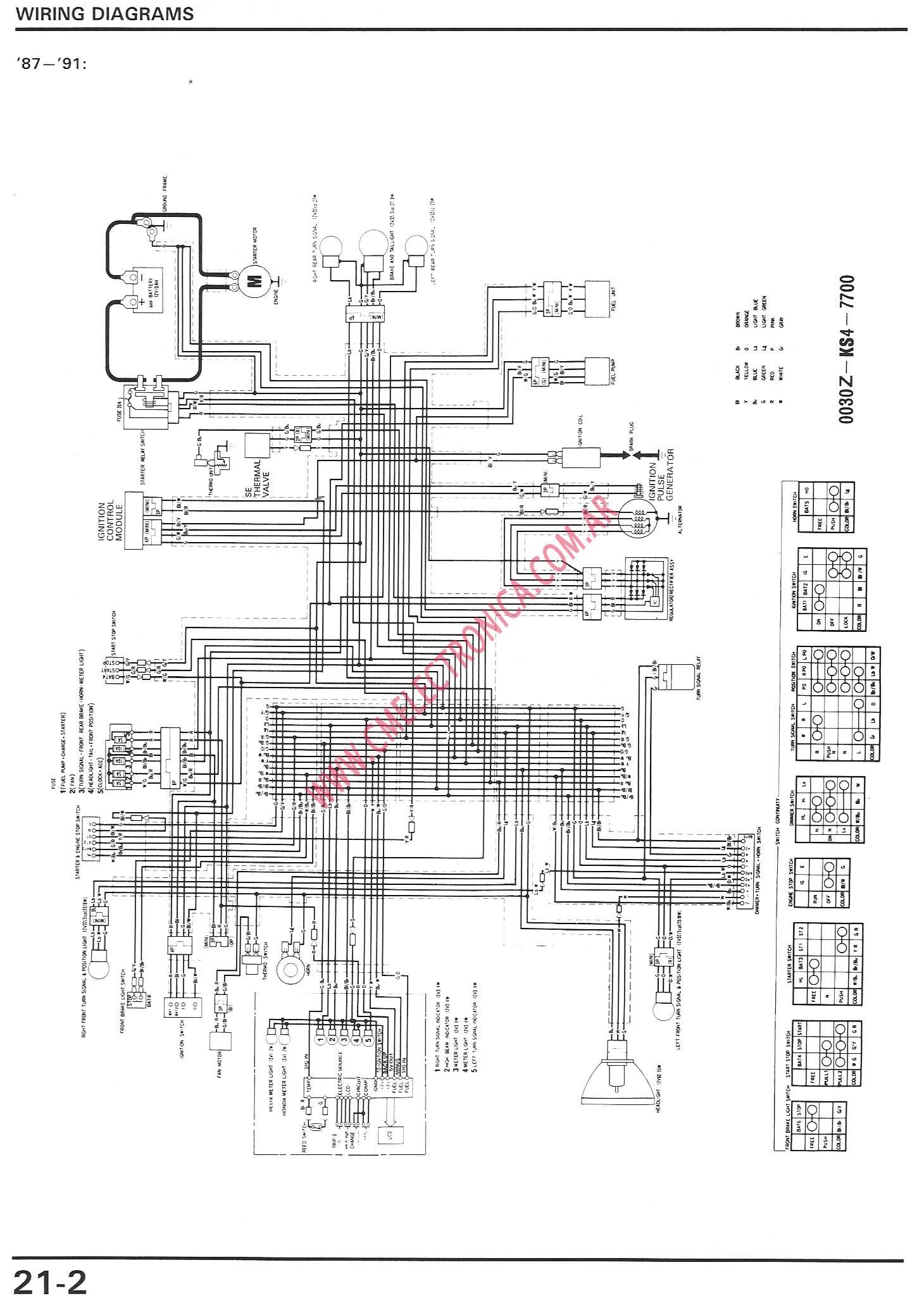 B88c57 Wiring Diagram For Daihatsu Charade Wiring Library