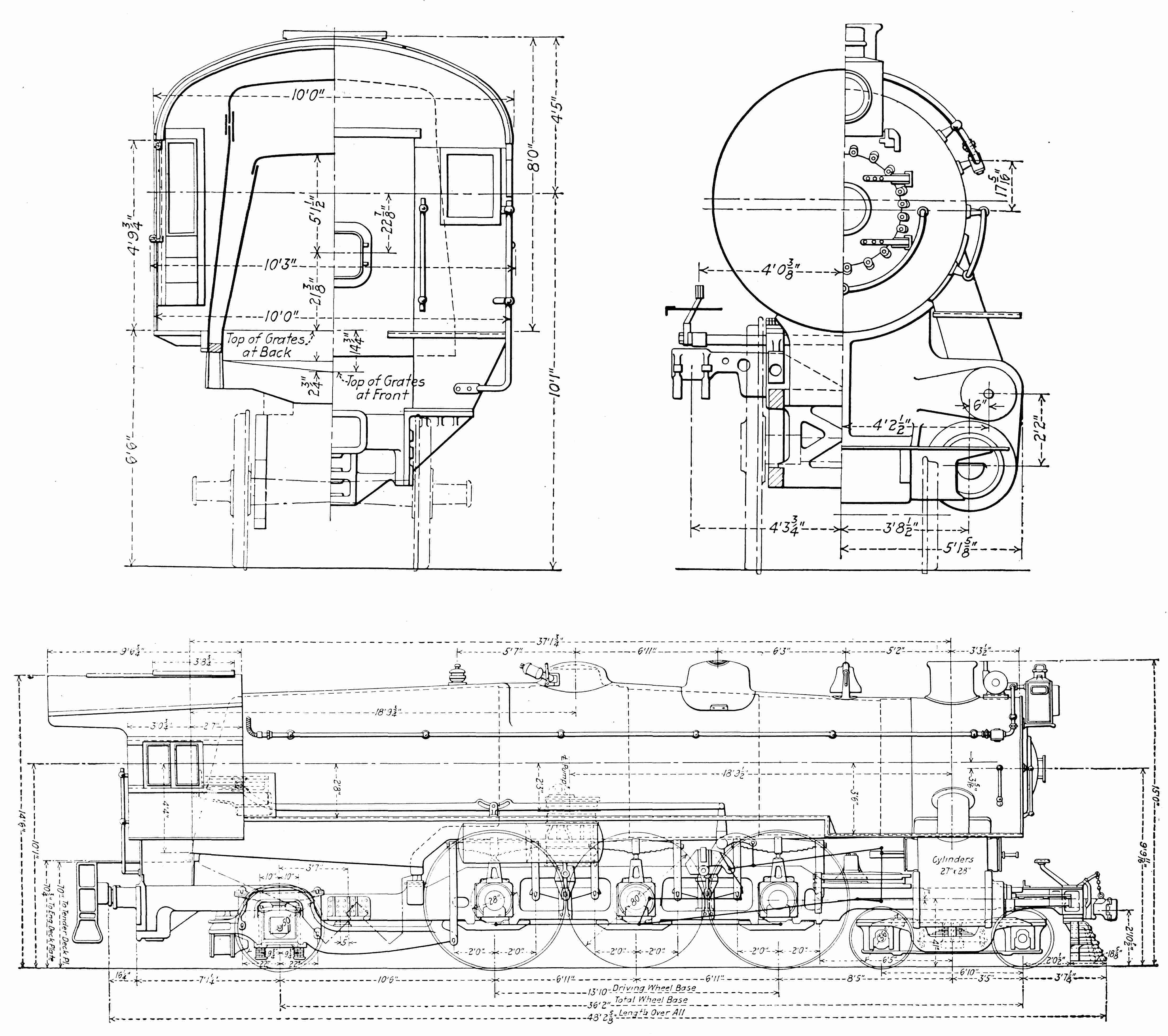 Diagram Of A Steam Engine