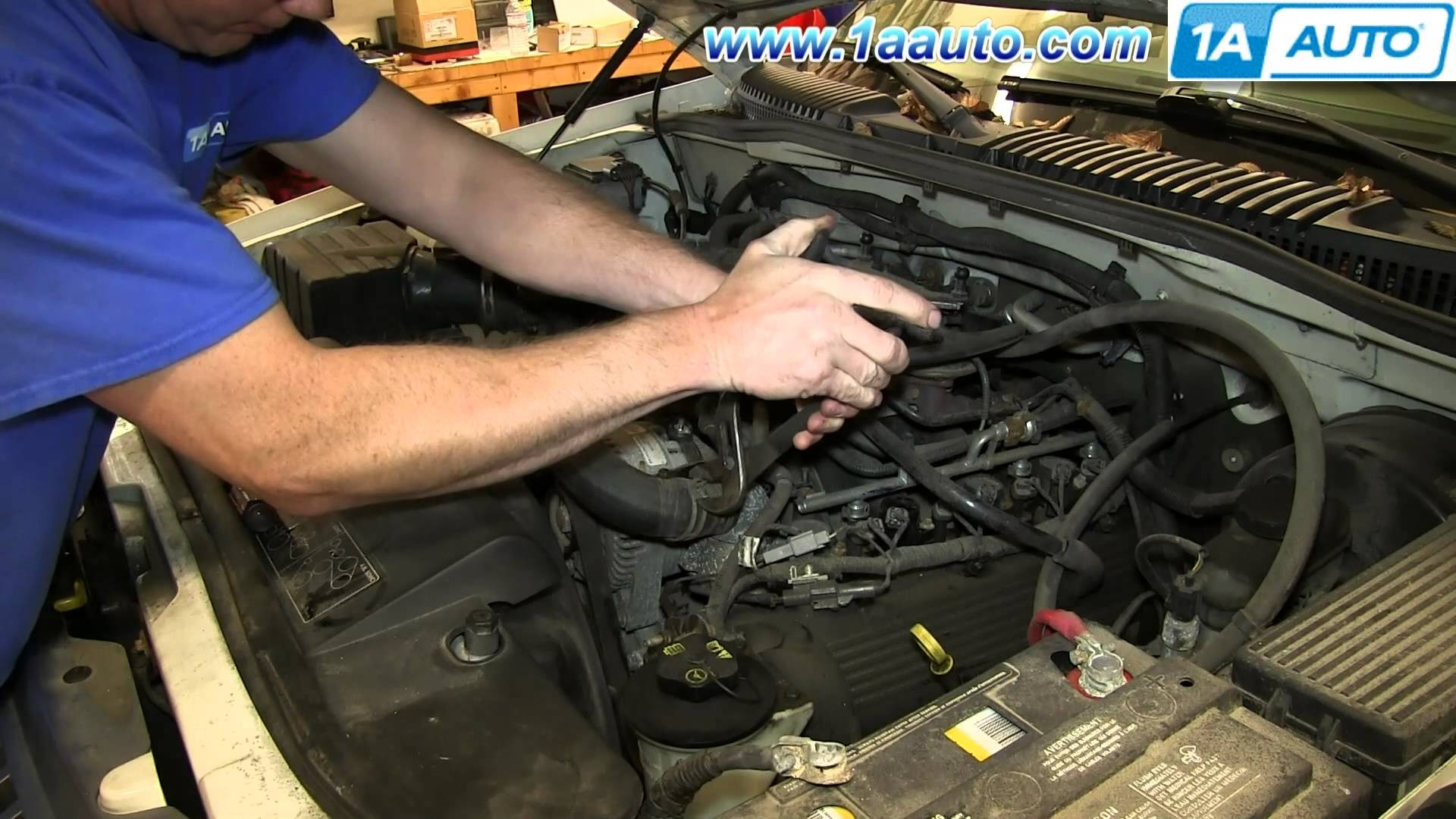 how to replace a thermostat in a 2005 kia amanti  how