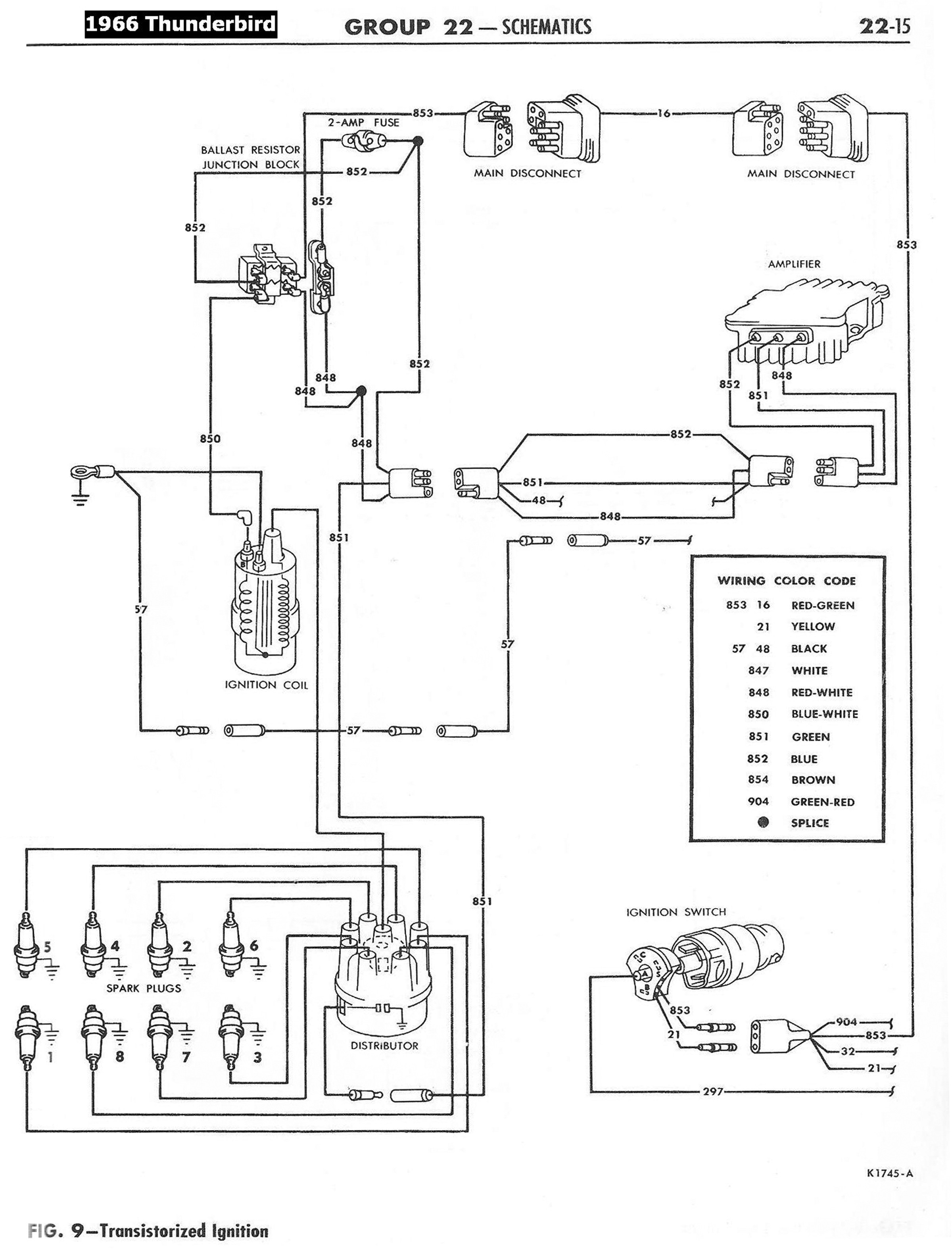 Car Ignition System Wiring Diagram Transistor Type Ignition