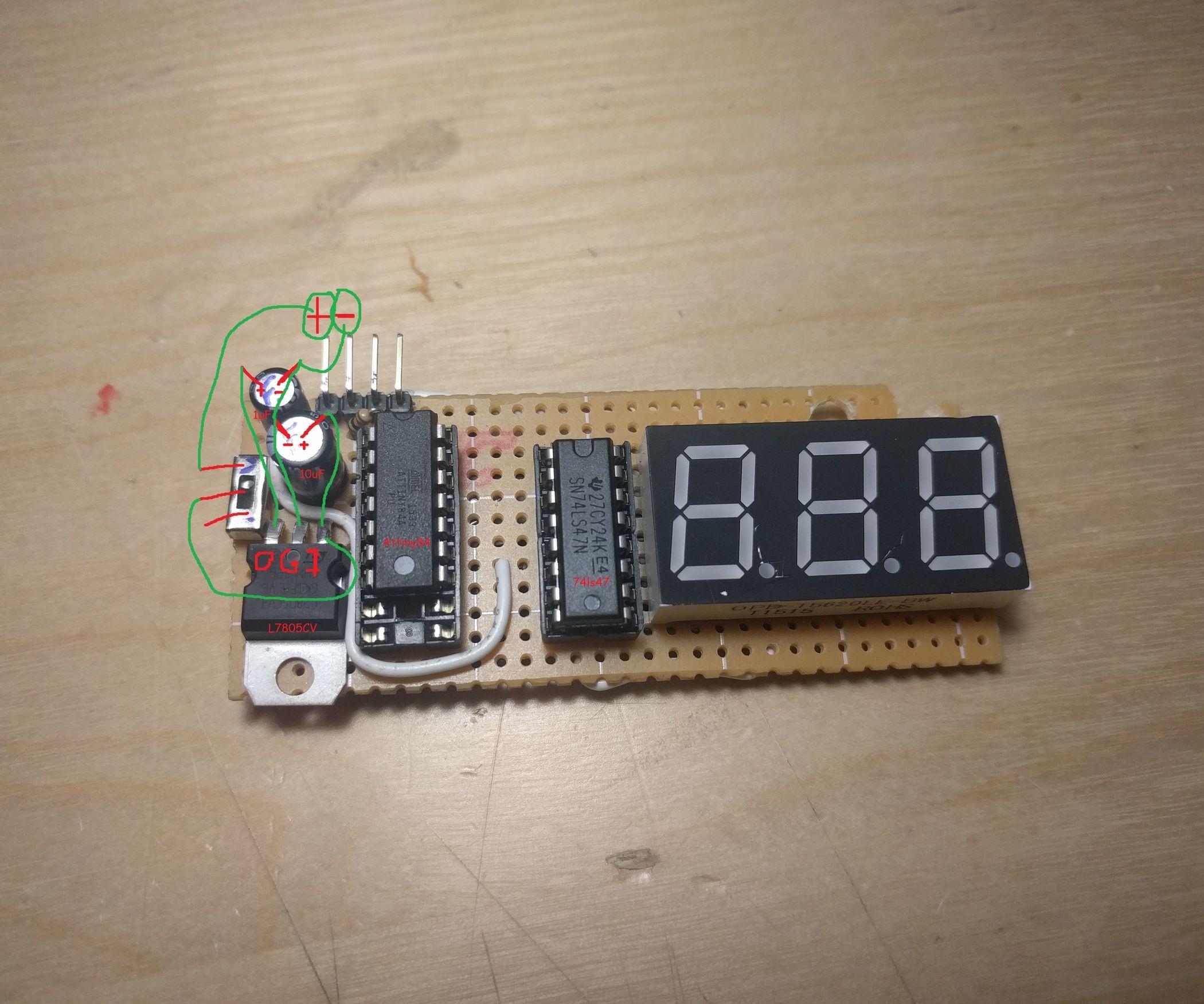 Digital Speedometer Circuit Diagram for Motorcycle | My ...
