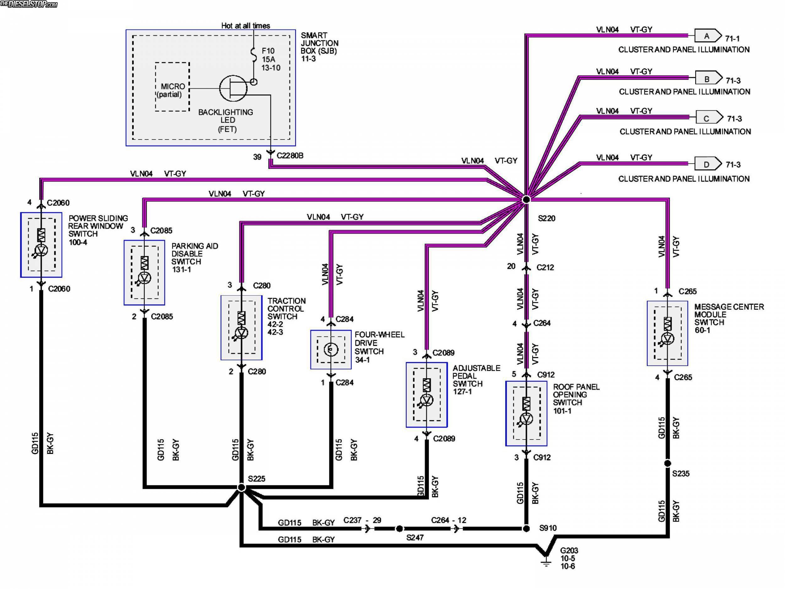 Drivetrain Diagram 4wd 2008 F 250 No 4×4 Page 3 Diesel forum thedieselstop Of Drivetrain Diagram 4wd