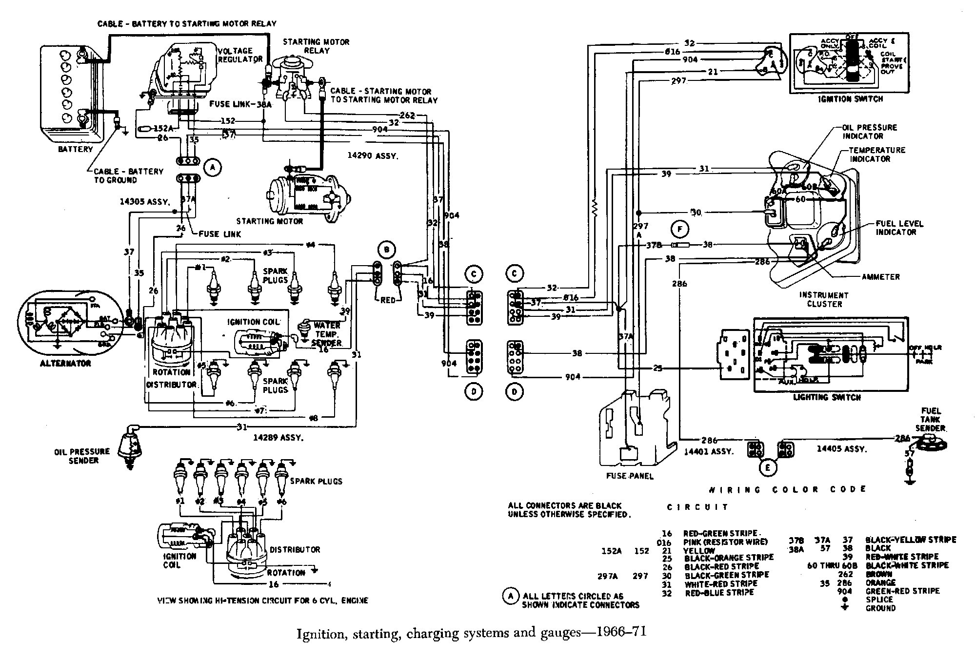 Lt1 Wiring Solutions 1996 Engine Diagram Firing Order Diy Enthusiasts Diagrams