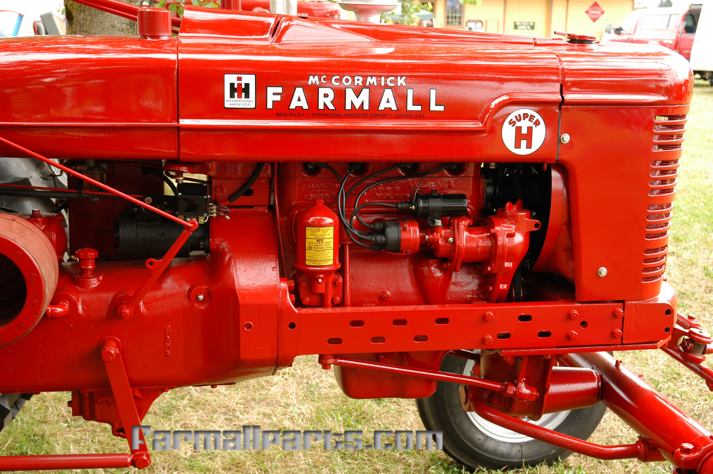 Farmall Super H Wiring Diagram Solutions International Harvester 454 Series Diagrams A Parts My