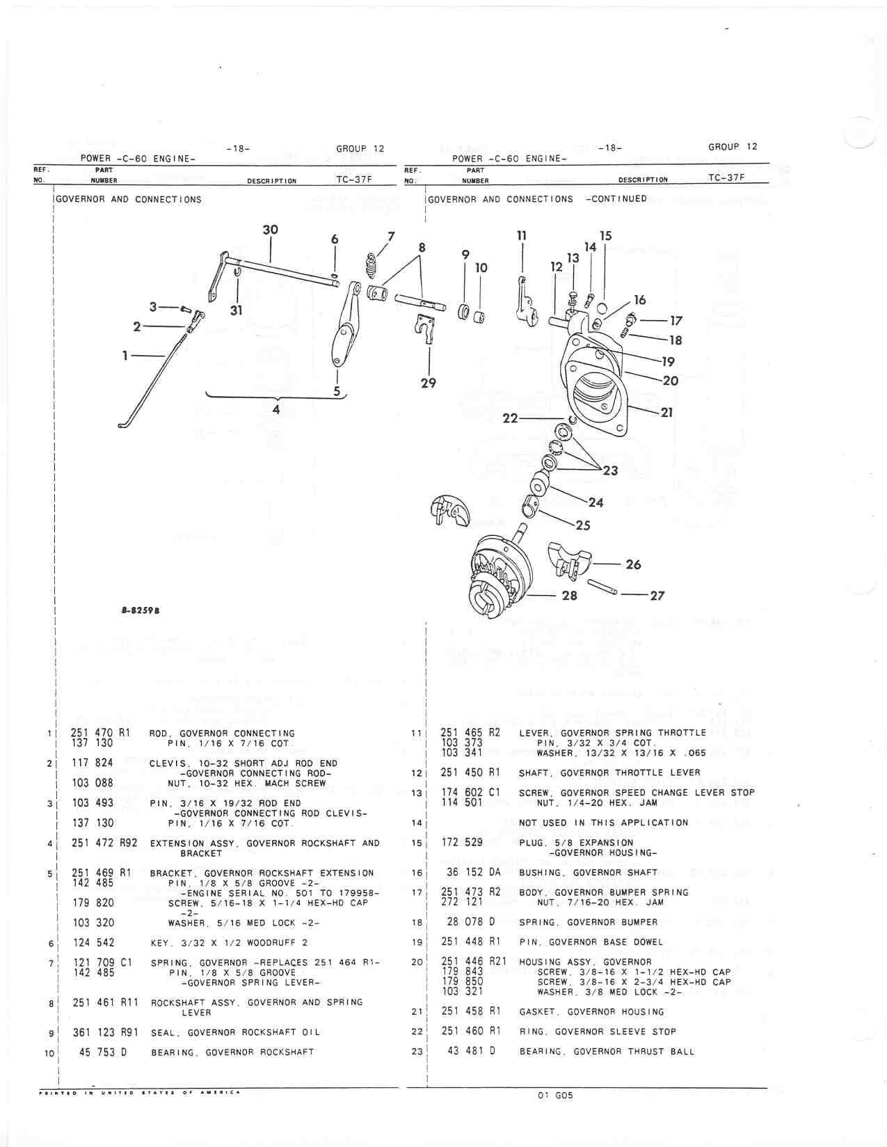 Farmall Super A Parts Diagram | My Wiring DIagram