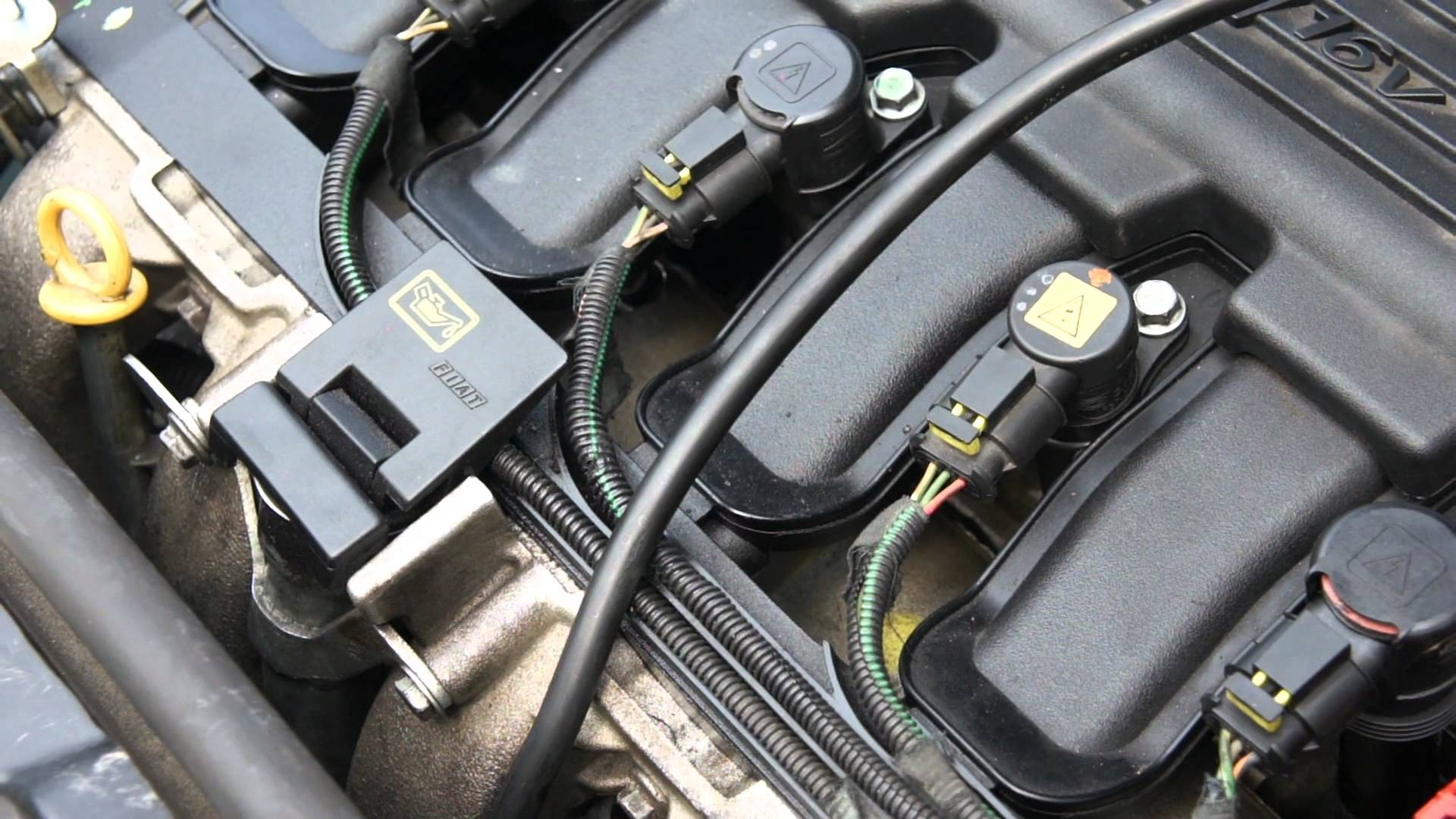 Fiat Uno Engine Diagram Fiat Stilo 1 6 16v 2002 Engine Fail Of Fiat Uno Engine Diagram