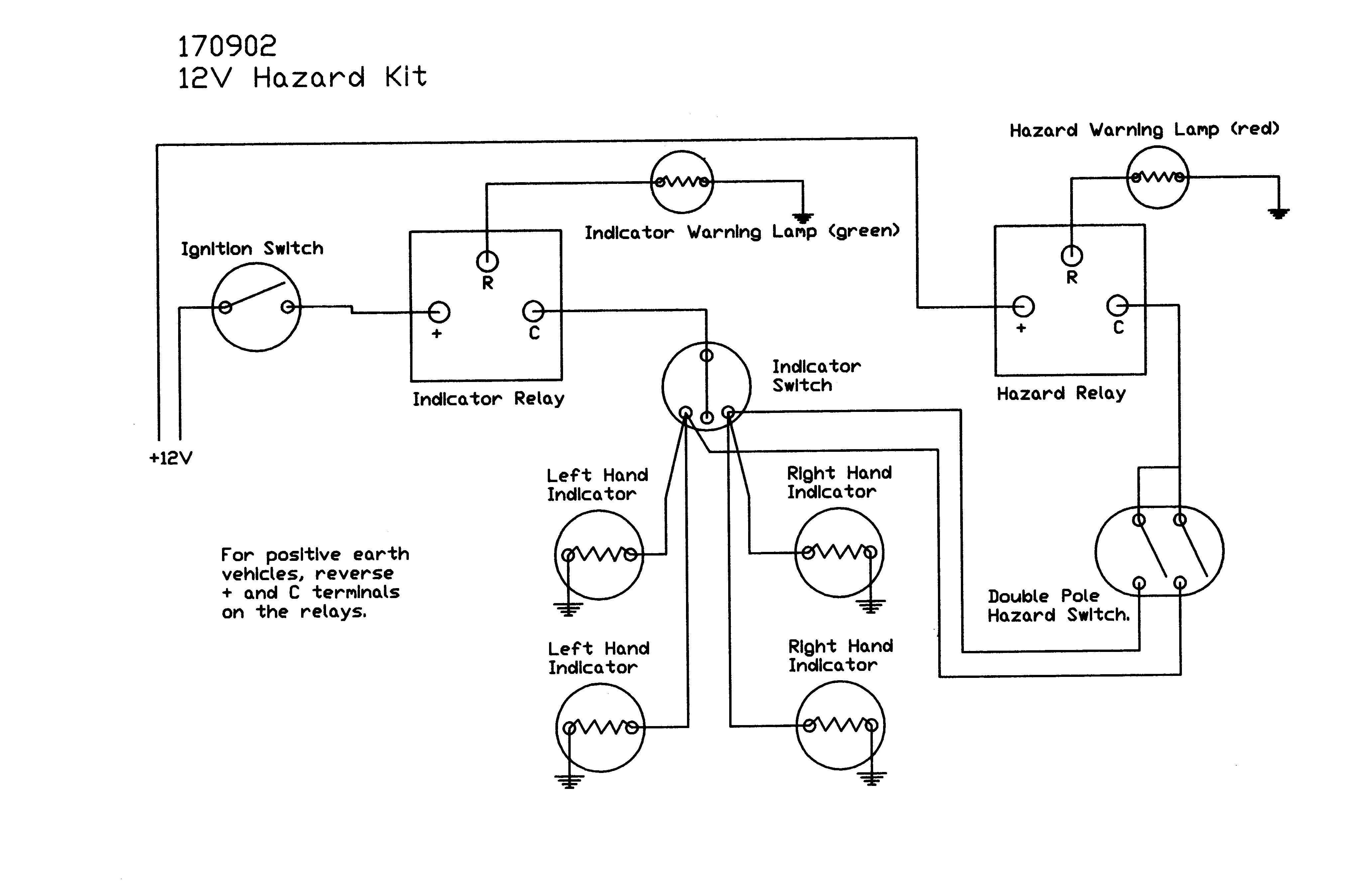 Flasher Relay Diagram 1965 T Bird Wiring Turn Signals Typical Light Switch Me And Hbphelp Of