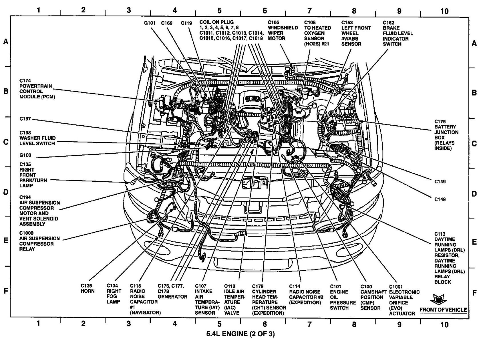 Ford 5 9l Engine Diagram Wiring Diagram For Free