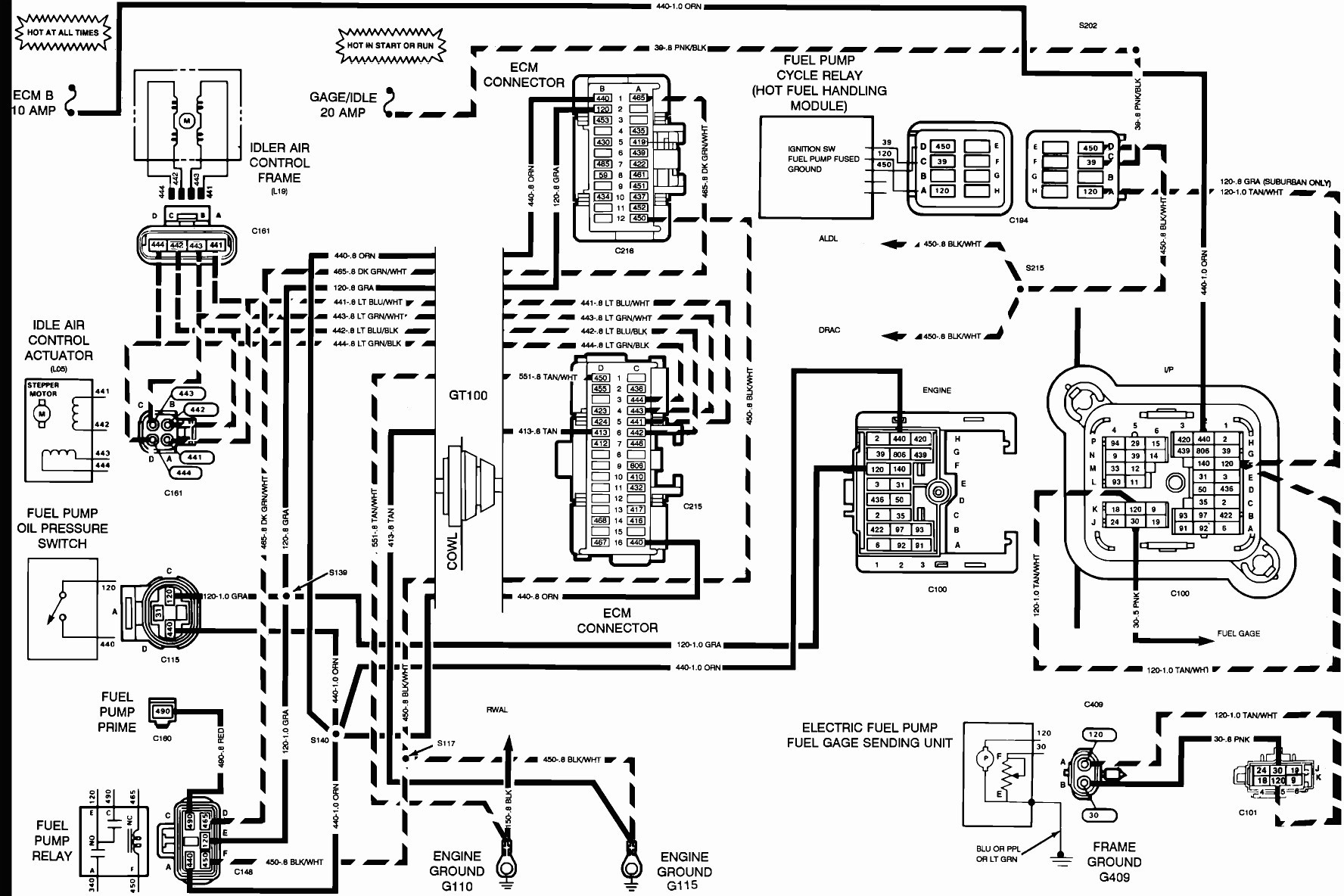 Freightliner Chassis Wiring Diagram My Wiring Diagram