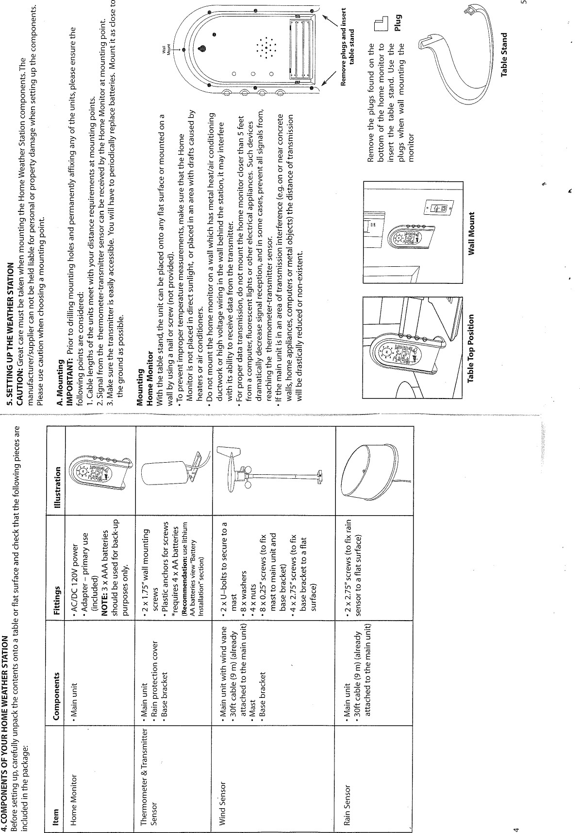 Gas Station Diagram Rv Park Wiring Library My Norton Dg941r Home Weather User Manual Users Of