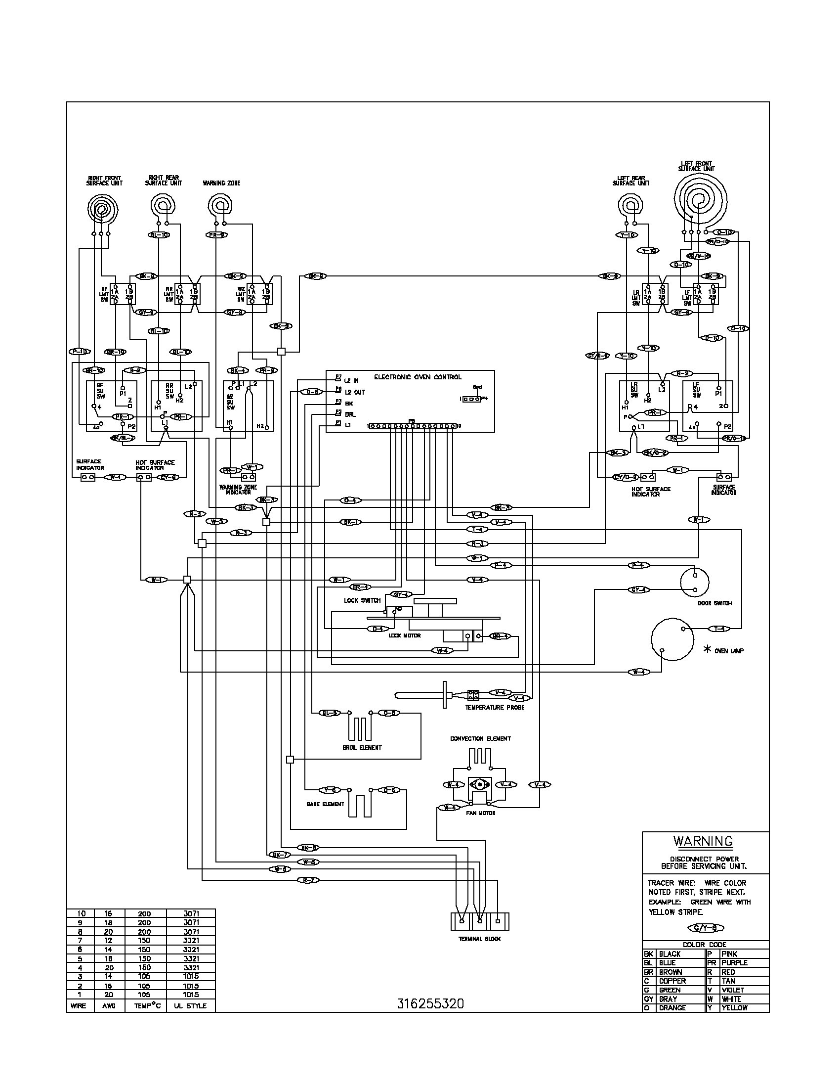 wolf oven wiring diagram Wiring Diagram