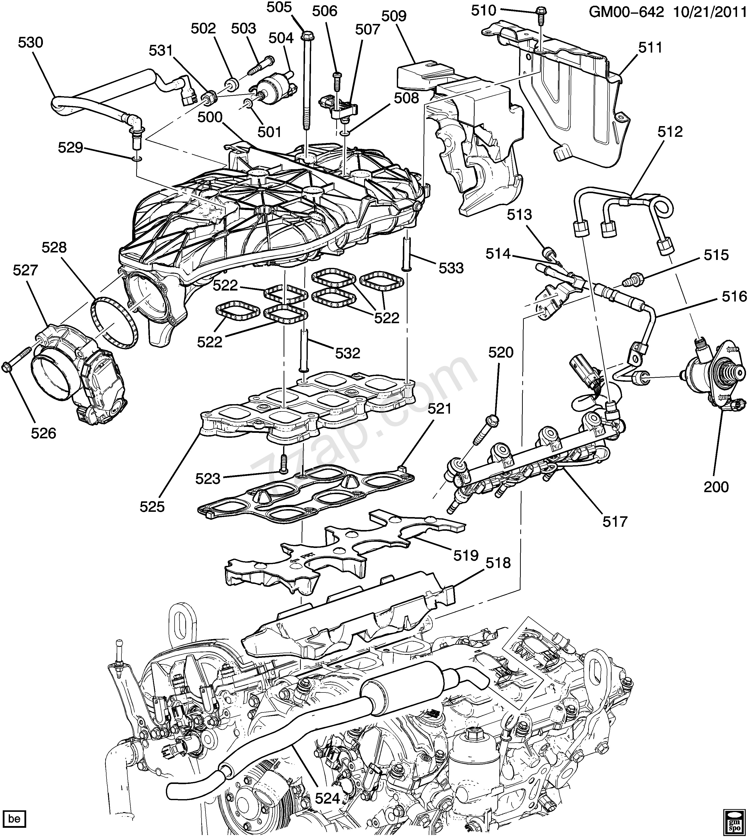 Gm 3 6 V6 Engine Diagram Great Installation Of Wiring 110 4 Stroke Wanted Page Atvconnection 5 Third Level Rh 9 16 14 Jacobwinterstein Com