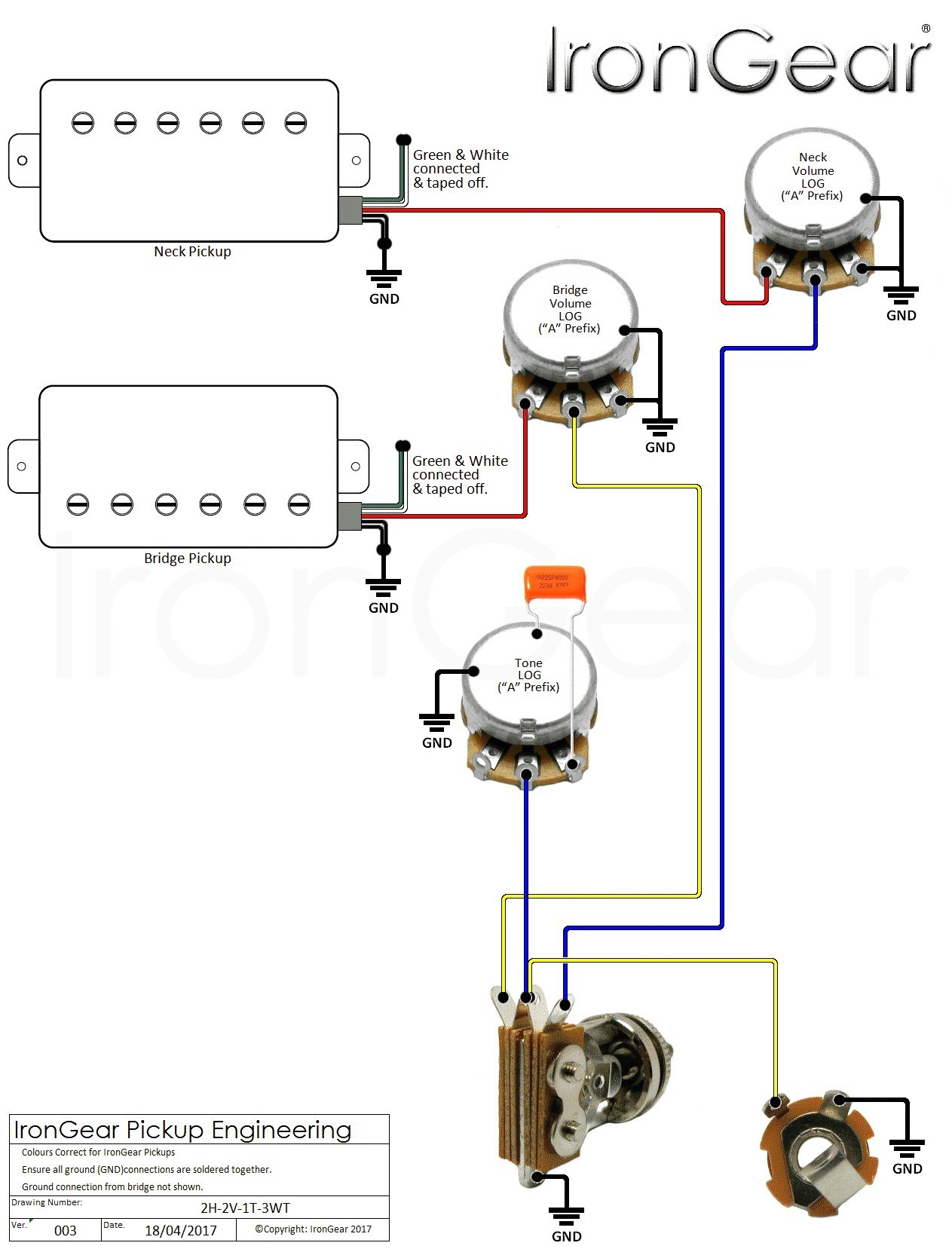 guitar wiring diagrams 2 pickups humbucker wiring diagrams to her rh detoxicrecenze com Two Single Coil Guitar Wiring Diagram Guitar Wiring Diagrams 2 Pickups