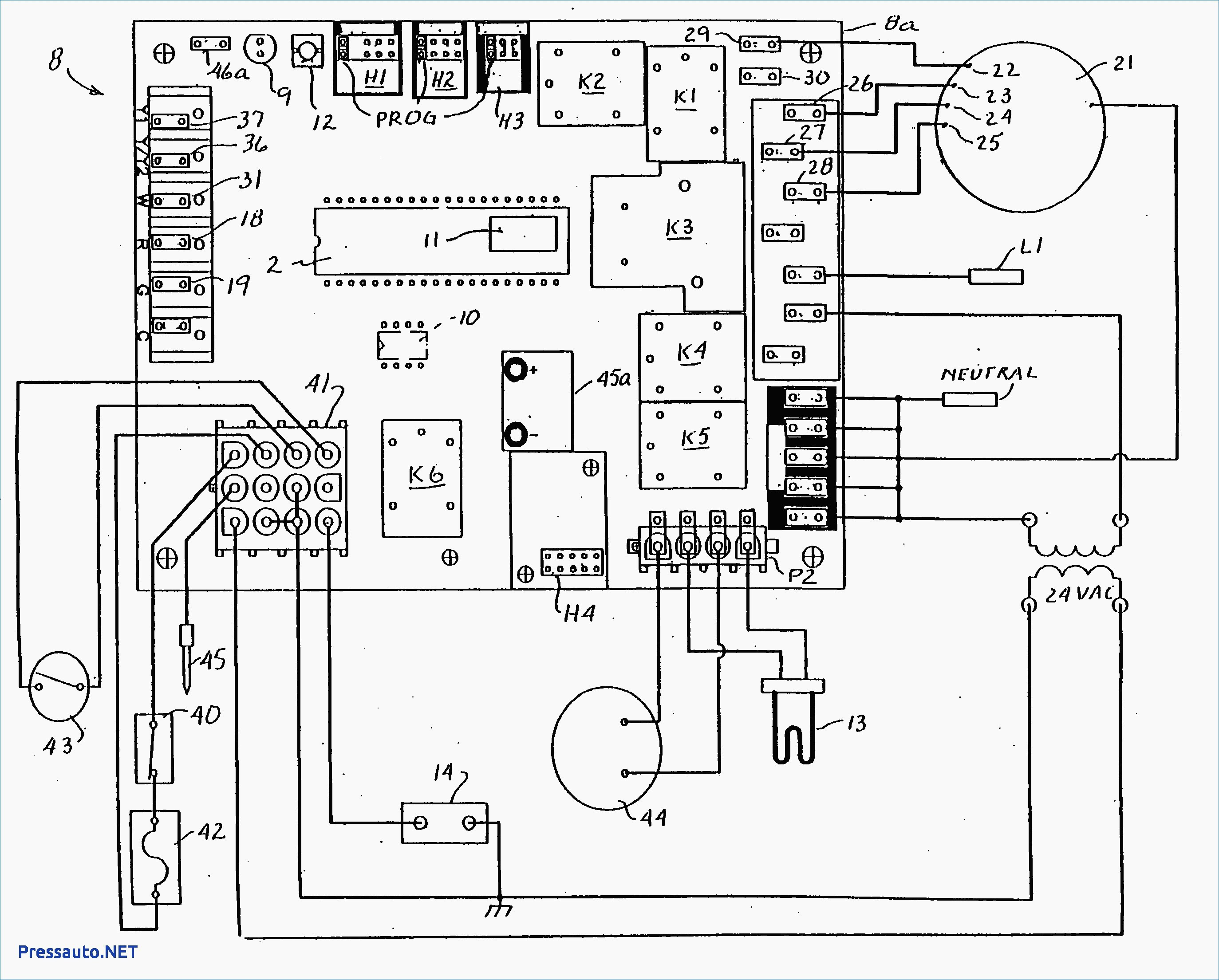 Heat Sequencer Wiring Diagram Electric Heat Furnace Wiring ... on