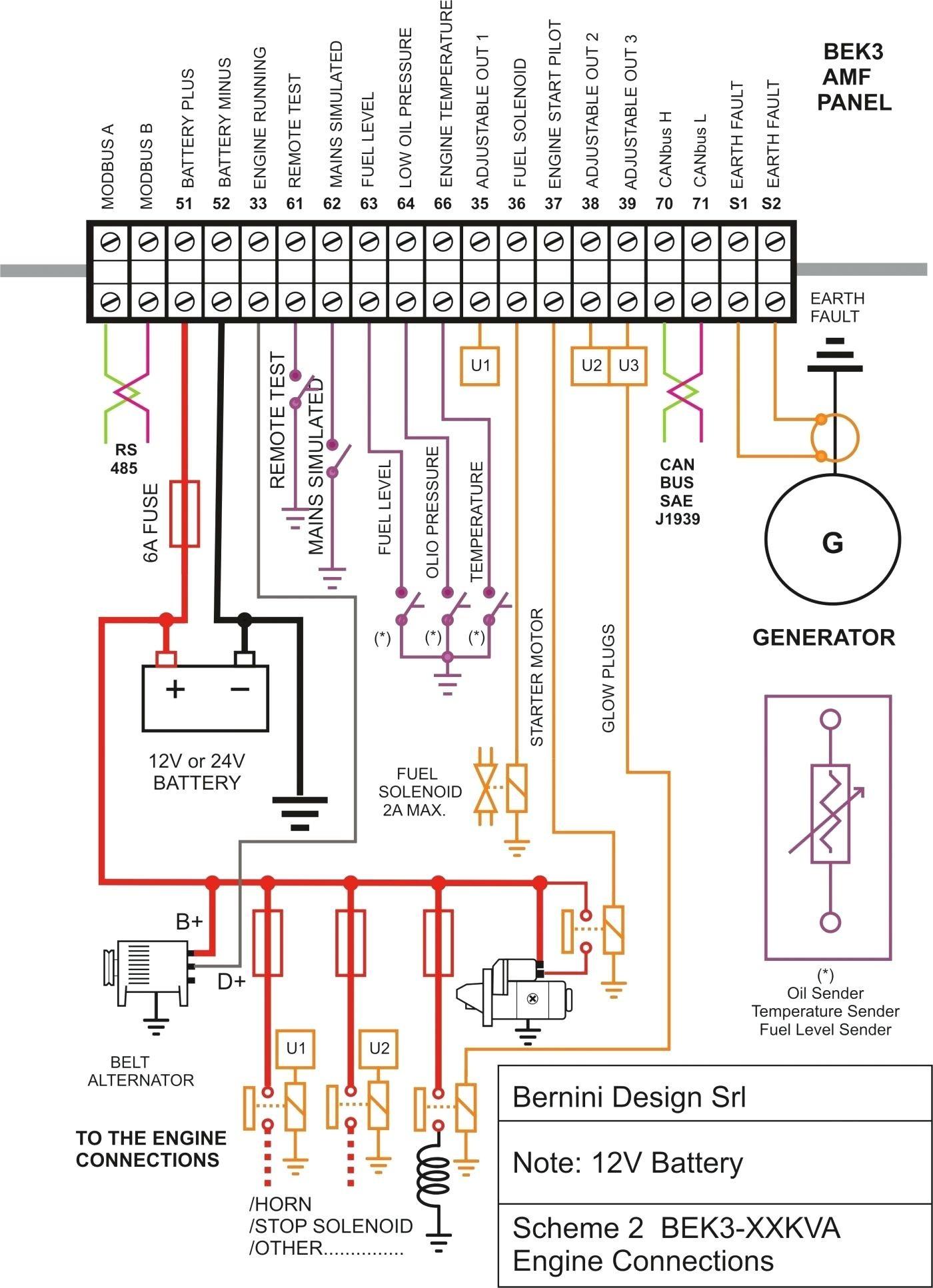 Home Generator Transfer Switch Wiring Diagram Wiring Diagram Home ...