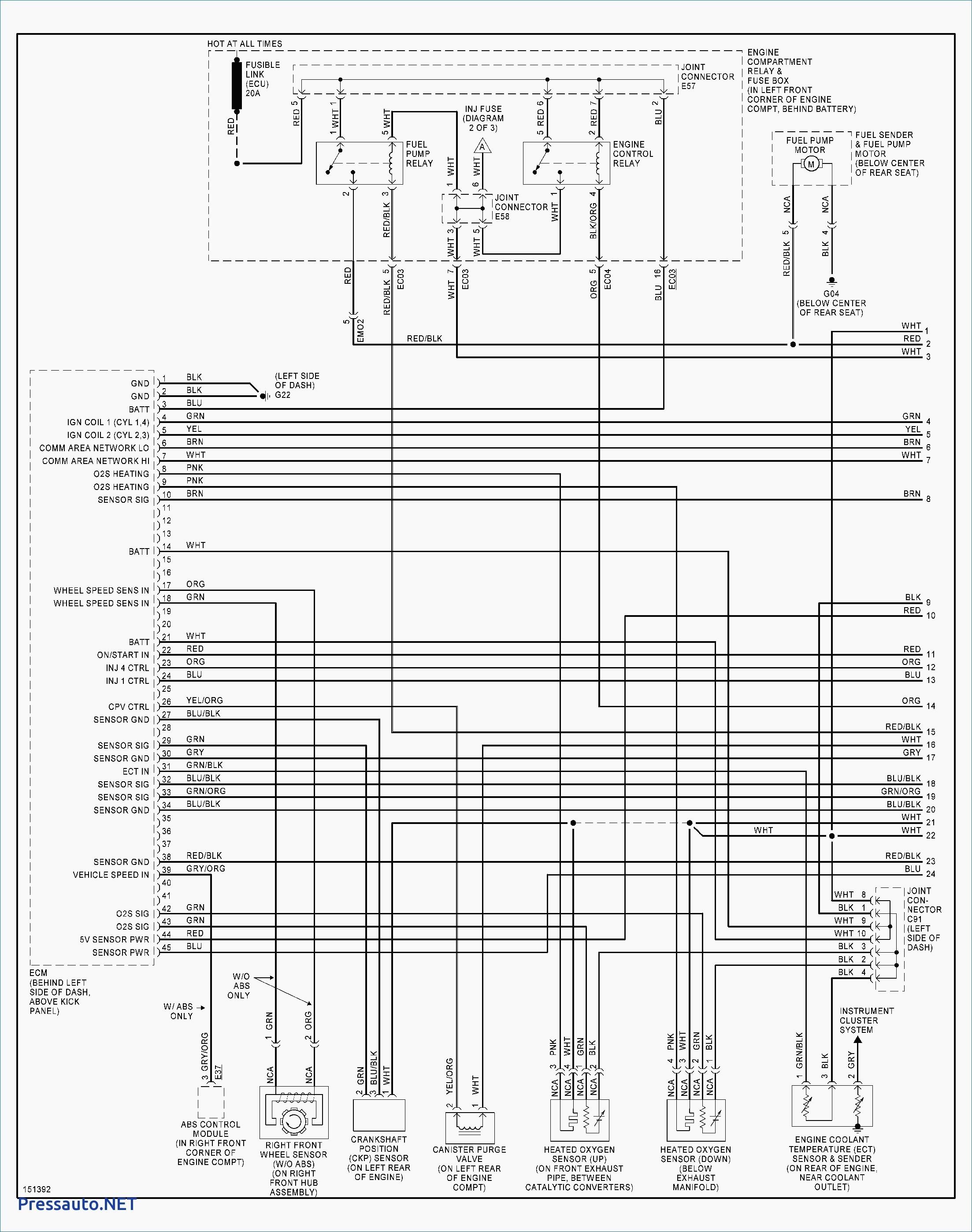 Hyundai Accent Engine Diagram 2005 Hyundai sonata Wiring Diagram Wire Data • Of Hyundai Accent Engine Diagram