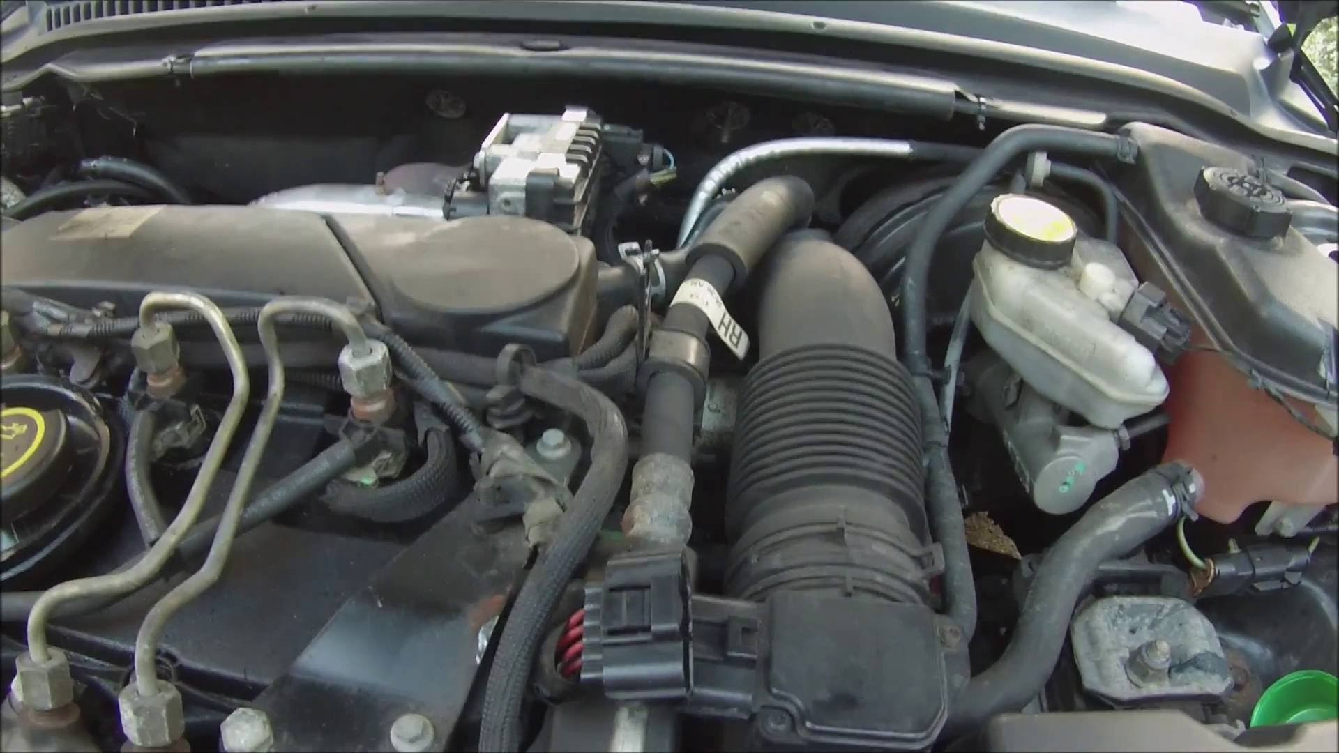 Jaguar X Type Engine Diagram