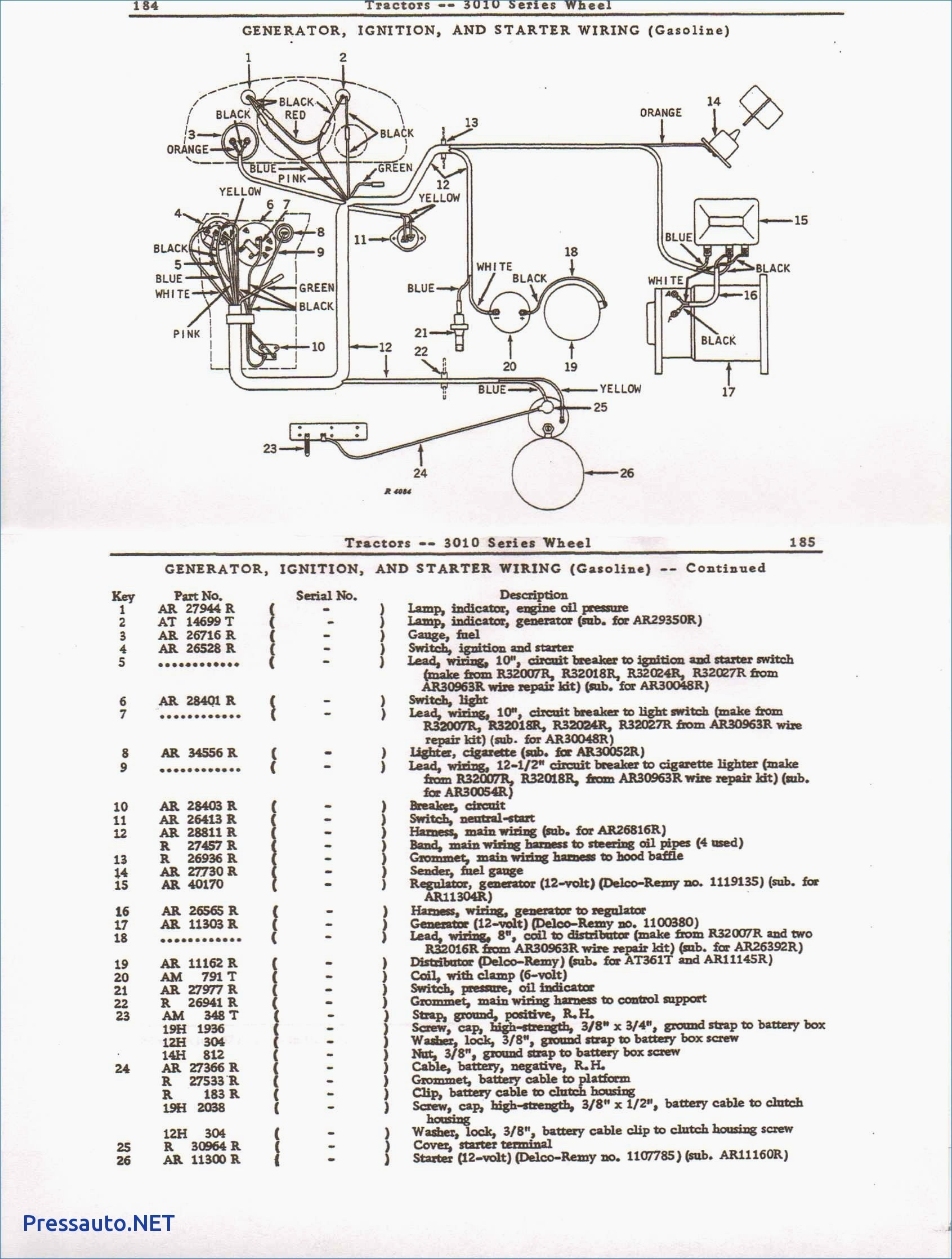 Jd 2355 Wiring Diagram - Wiring Data