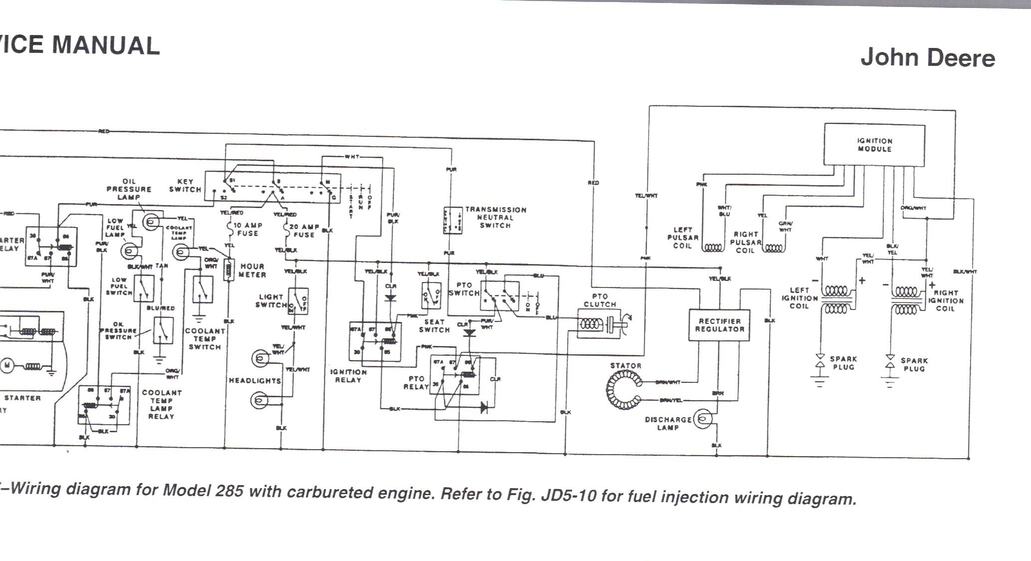 John Deere La105 Engine Diagram John Deere 1435 Electrical Diagram Wiring Throughout 1445 Hbphelp Of John Deere La105 Engine Diagram