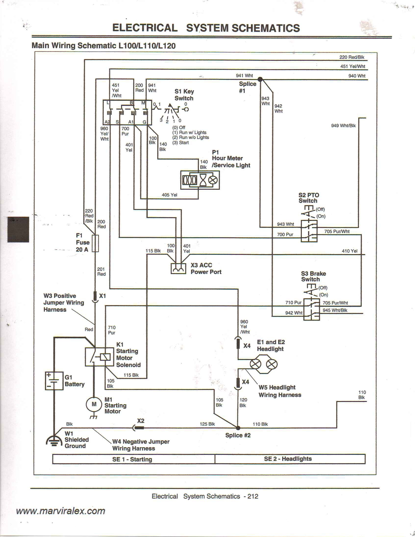 Case 444 Wiring Diagram Just Schematic Ingersoll 222 John Deere Diagrams Ignition Switch