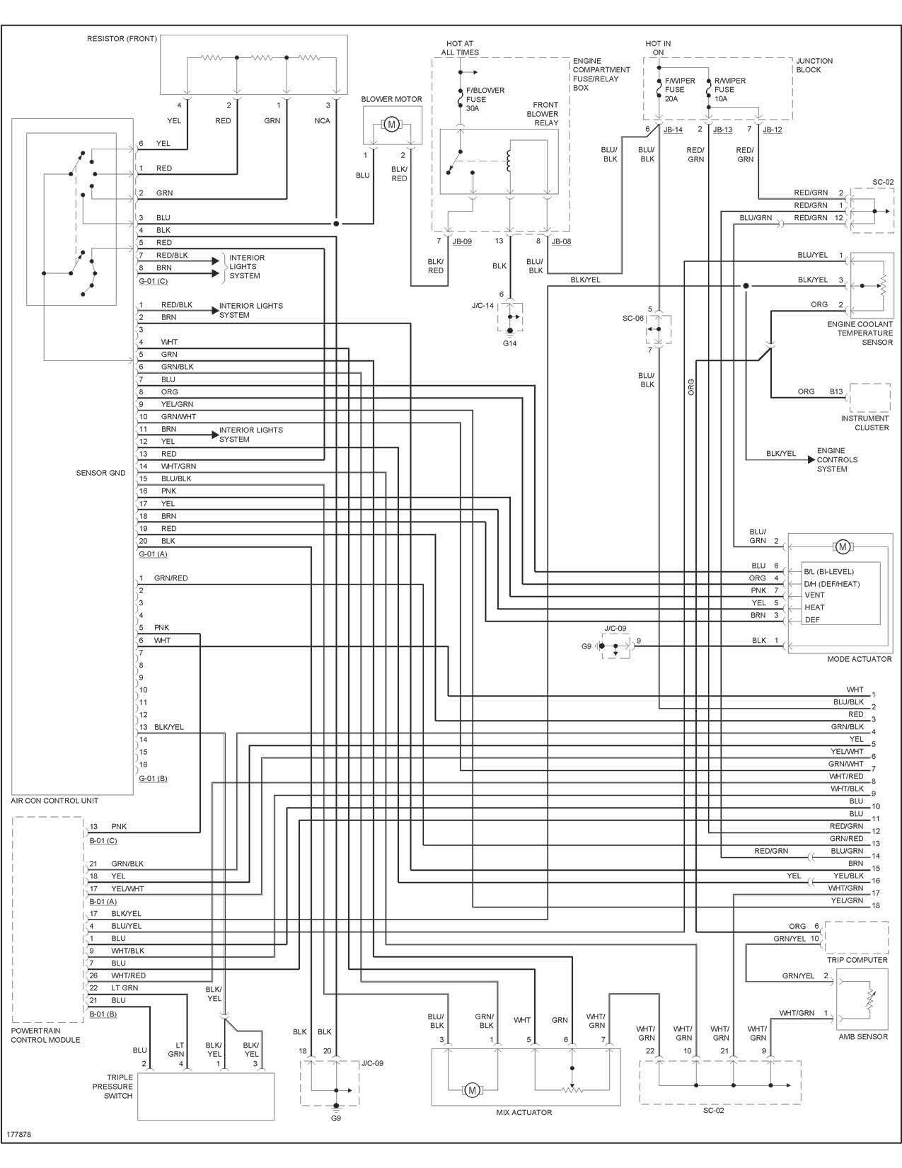 stereo wiring diagram for 2002 kia spectra