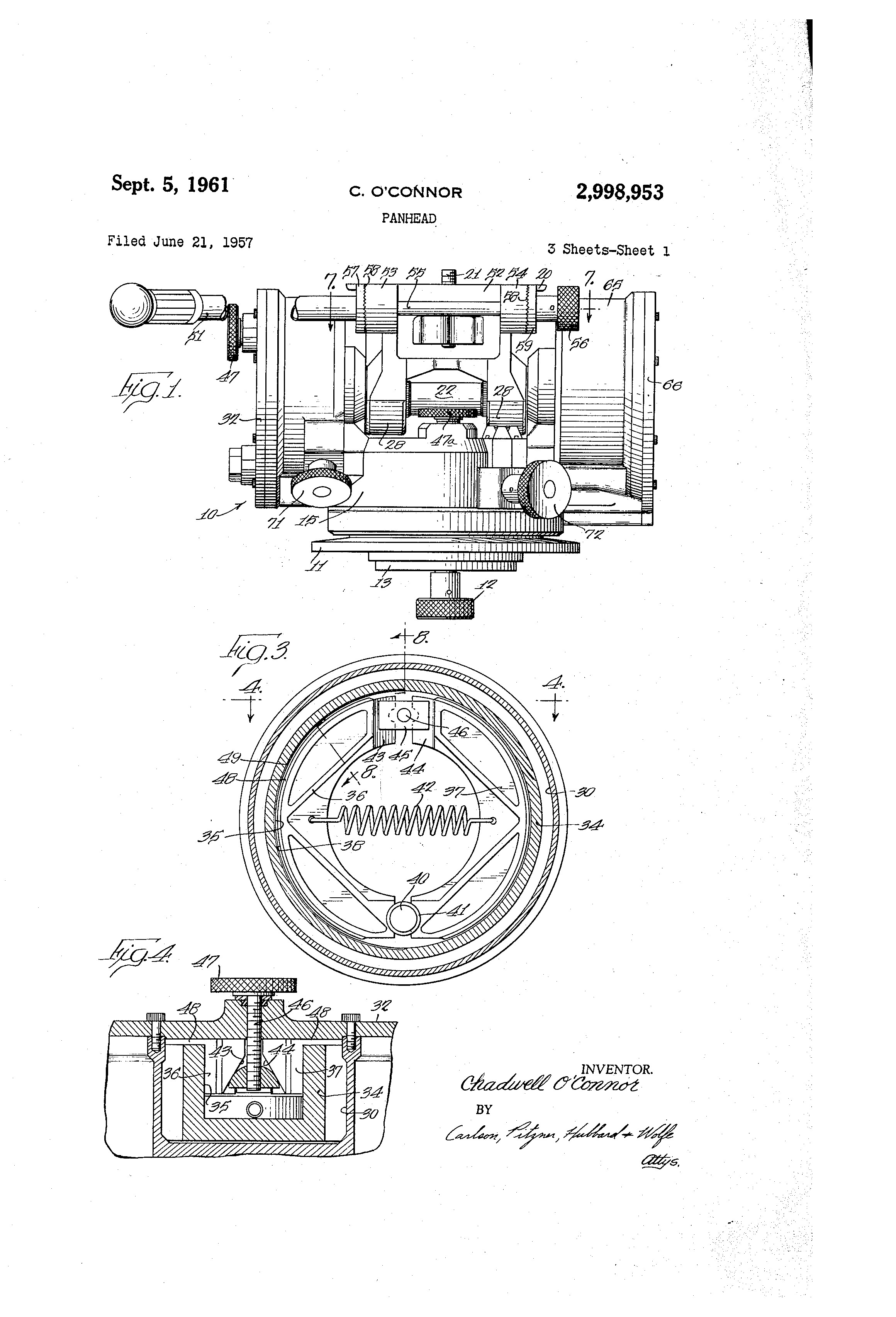 drawing of harley panhead engine