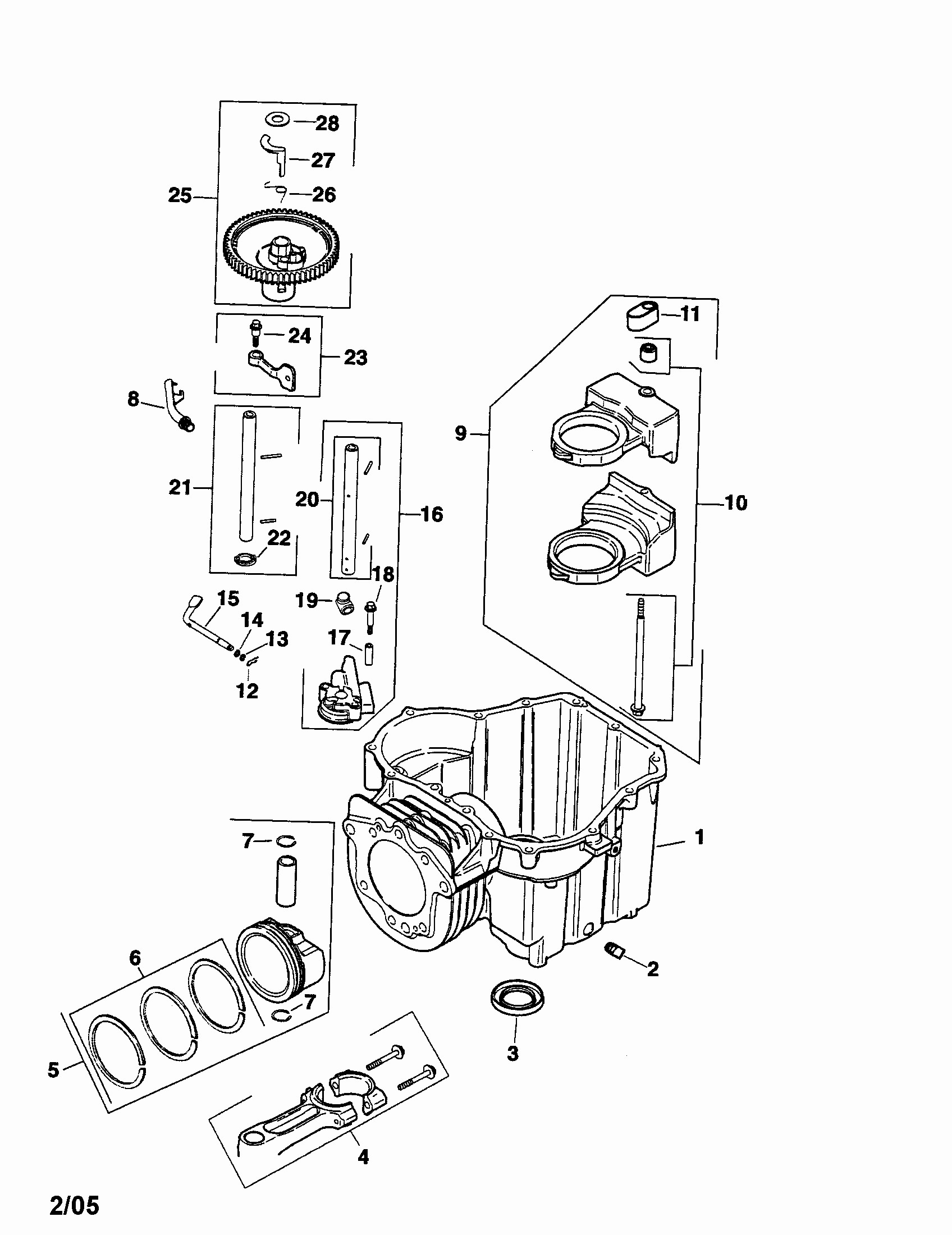 Kohler K301 Engine Diagram Kohler Engine Parts Diagram New Kohler Engine Electrical Diagram Of Kohler K301 Engine Diagram