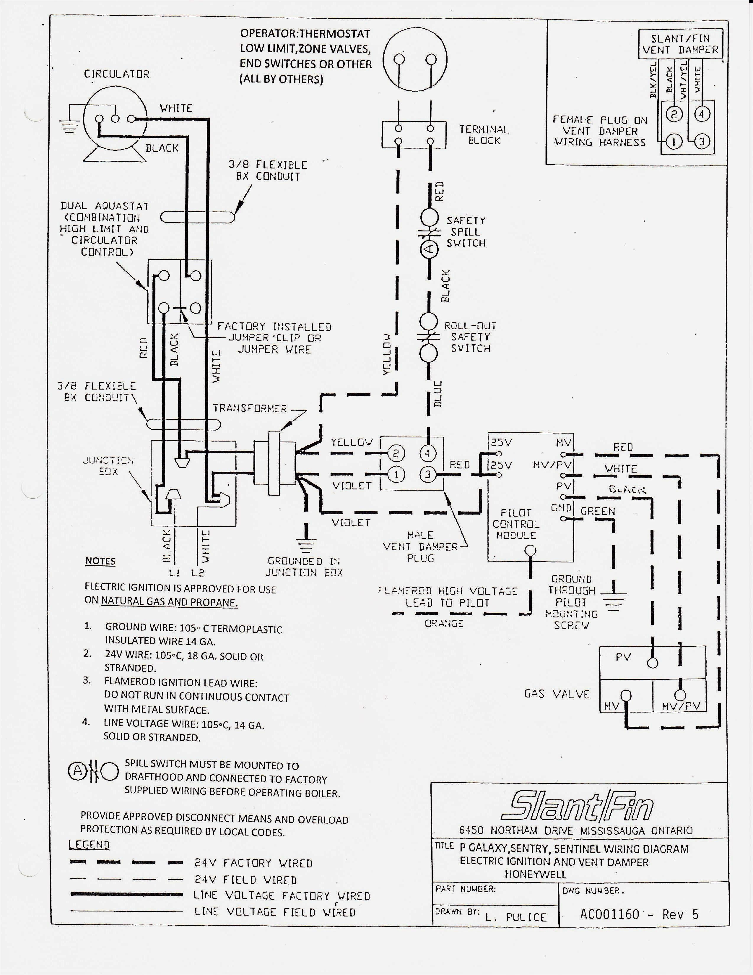 Limit Switch Wiring Diagram Awesome Honeywell Fan Limit ... on